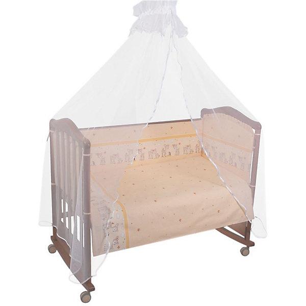 Борт Оленята, Сонный гномик, бежевыйПостельное белье в кроватку новорождённого<br>Характеристики:<br><br>• Вид детского текстиля: бортики для кроватки<br>• Пол: универсальный<br>• Серия: Оленята<br>• Тематика рисунка: оленята<br>• Сезон: круглый год<br>• Материал: бязь, хлопок 100%<br>• Наполнитель: холлофайбер Хард<br>• Цвет: белый, бежевый<br>• Размеры: 360*38 см<br>• Съемные чехлы на молнии<br>• Способ крепления к кроватке: завязки<br>• Упаковка: полиэтилен <br>• Вес в упаковке: 1 кг 090 г<br>• Особенности ухода: машинная стирка при температуре 30 градусов<br><br>Борт Оленята, Сонный гномик, бежевый от отечественного торгового бренда выполнен с учетом международных требований к качеству и безопасности товаров для детей. Комплект предназначен для детских кроваток, спальное место которых составляет не менее 120*60 см. Бортики состоят их четырех частей, выполнены из 100% хлопка с повышенными качественными характеристиками: гигроскопичные, гипоаллергенные, устойчивые к изменению цвета и формы, а также к изминанию, что наиболее важно для детского постельного белья. Все части выполнены из цельного полотна, боковые швы – закрытые, что обеспечивает их прочность и надежность. Для удобства ухода за изделием, предусмотрены съемные чехлы. Бортики выполнены в нежных тонах с широкой полосой из изображений с оленятами. <br>Борт Оленята, Сонный гномик, бежевый обеспечит безопасность и комфорт для крепкого детского сна! <br><br>Борт Оленята, Сонный гномик, бежевый можно купить в нашем интернет-магазине.<br><br>Ширина мм: 65<br>Глубина мм: 14<br>Высота мм: 49<br>Вес г: 900<br>Возраст от месяцев: 0<br>Возраст до месяцев: 48<br>Пол: Унисекс<br>Возраст: Детский<br>SKU: 4633120