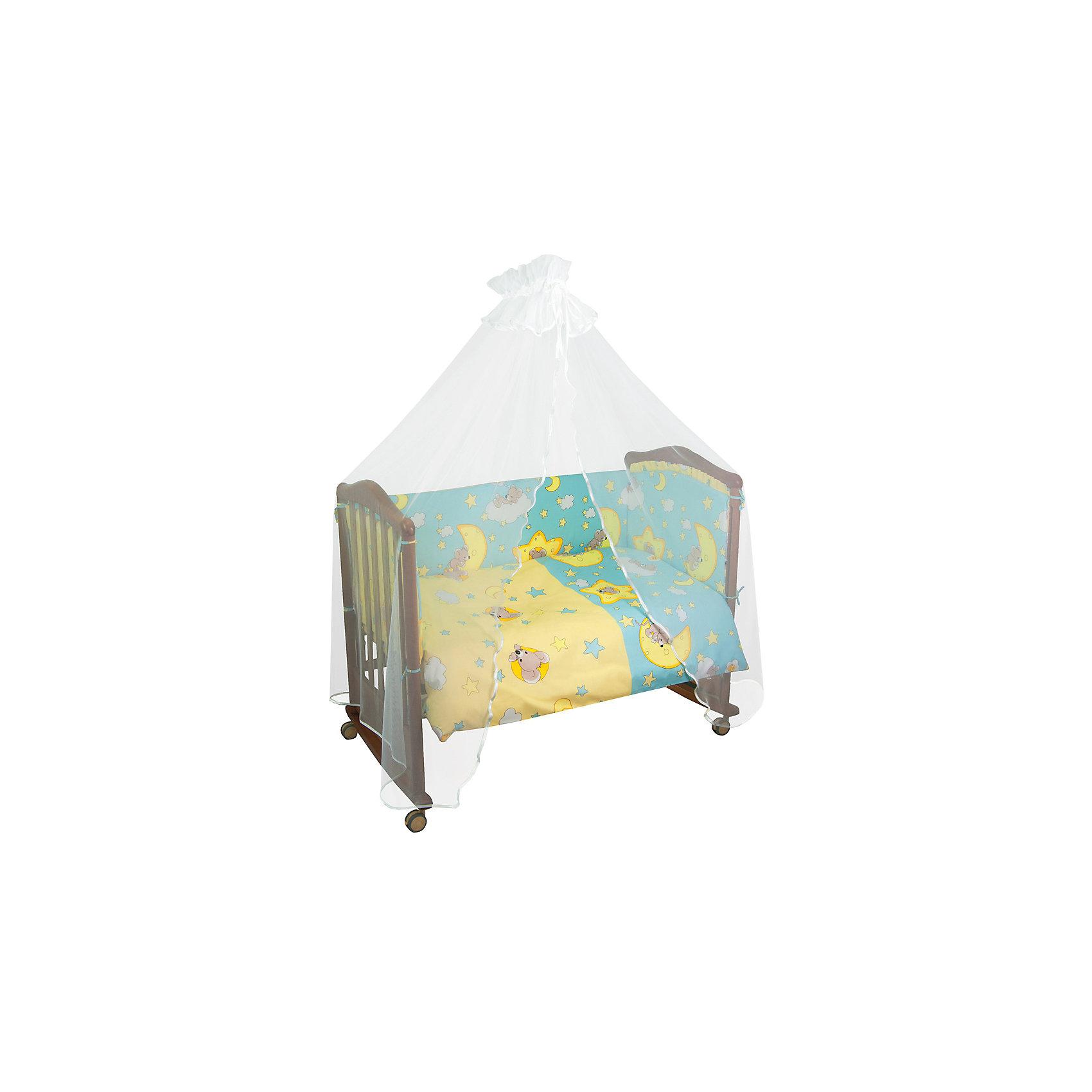 Борт Сыроежкины сны, Тайна снов, голубойБорт Сыроежкины сны, Тайна снов, голубой - прекрасно подойдет для кроватки вашего малыша, добавит комнате уюта и согреет в прохладные дни.<br>Борт «Сыроежкины сны» обеспечит Вашему малышу комфорт и безопасность. Борт защитит младенца от сквозняков, пыли и солнца, а когда малыш подрастет и начнет активно двигаться и вставать в кроватке - убережет от возможных ушибов и травм. Кроме того, борт способствует более быстрому засыпанию, поскольку малыша ничего не будет отвлекать извне. Бортик выполнен в привлекательном для ребенка дизайне с голубой и желтой расцветкой и украшен красочным рисунком, с изображением, спящих мышек. Высокий борт состоит из четырех частей, легко крепится по всему периметру кроватки при помощи текстильных завязок. Материал съемной обшивки – нежная бязь (100% хлопок), мягкая приятная на ощупь ткань, не вызывает аллергии и хорошо пропускает воздух. Деликатные швы рассчитаны на прикосновение к нежной коже ребёнка. Наполнитель - Холлофайбер Хард - гипоаллергенный легкий синтетический материал, удерживающий тепло и пропускающий воздух, хорошо держит форму. Борт подходит для кроватки размером 120 х 60 см.<br><br>Дополнительная информация:<br><br>- Цвет: голубой, желтый<br>- Чехол застегивается на пластиковую застежку-молнию и легко снимается для стирки<br>- Материал: бязь (100% хлопок), наполнитель – Холлофайбер Хард (плотность 400 г/кв.м)<br>- Высота: 44 см.<br>- Общая длина: 360 см.<br>- Размер упаковки: 65 х 15 х 40 см.<br>- Вес: 1200 гр.<br><br>Борт Сыроежкины сны, Тайна снов, голубой можно купить в нашем интернет-магазине.<br><br>Ширина мм: 65<br>Глубина мм: 15<br>Высота мм: 40<br>Вес г: 1200<br>Возраст от месяцев: 0<br>Возраст до месяцев: 48<br>Пол: Мужской<br>Возраст: Детский<br>SKU: 4633128