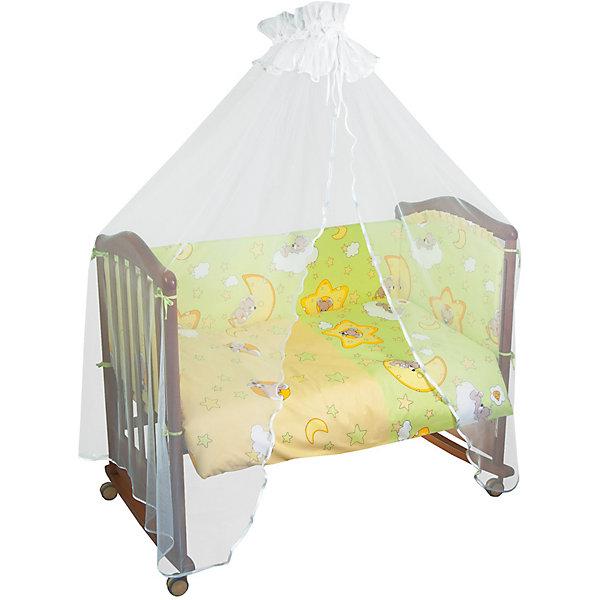 Борт Сыроежкины сны, Тайна снов, салатовыйПостельное белье в кроватку новорождённого<br>Борт Сыроежкины сны, Тайна снов, салатовый - прекрасно подойдет для кроватки  малыша, добавит комнате уюта и согреет в прохладные дни.<br>Борт «Сыроежкины сны» обеспечит Вашему малышу комфорт и безопасность. Борт защитит младенца от сквозняков, пыли и солнца, а когда малыш подрастет и начнет активно двигаться и вставать в кроватке - убережет от возможных ушибов и травм. Кроме того, борт способствует более быстрому засыпанию, поскольку малыша ничего не будет отвлекать извне. Бортик выполнен в привлекательном для ребенка дизайне с салатовой расцветкой и украшен красочным рисунком, с изображением, спящих мышек. Высокий борт состоит из четырех частей, легко крепится по всему периметру кроватки при помощи текстильных завязок. Материал съемной обшивки – нежная бязь (100% хлопок), мягкая приятная на ощупь ткань, не вызывает аллергии и хорошо пропускает воздух. Деликатные швы рассчитаны на прикосновение к нежной коже ребёнка. Наполнитель - Холлофайбер Хард - гипоаллергенный легкий синтетический материал, удерживающий тепло и пропускающий воздух, хорошо держит форму. Борт подходит для кроватки размером 120 х 60 см.<br><br>Дополнительная информация:<br><br>- Цвет: салатовый, желтый<br>- Чехол застегивается на пластиковую застежку-молнию и легко снимается для стирки<br>- Материал: бязь (100% хлопок), наполнитель – Холлофайбер Хард (плотность 400 г/кв.м)<br>- Высота: 44 см.<br>- Общая длина: 360 см.<br>- Размер упаковки: 65 х 15 х 40 см.<br>- Вес: 1200 гр.<br><br>Борт Сыроежкины сны, Тайна снов, салатовый можно купить в нашем интернет-магазине.<br>Ширина мм: 65; Глубина мм: 15; Высота мм: 40; Вес г: 1200; Возраст от месяцев: 0; Возраст до месяцев: 48; Пол: Унисекс; Возраст: Детский; SKU: 4633129;
