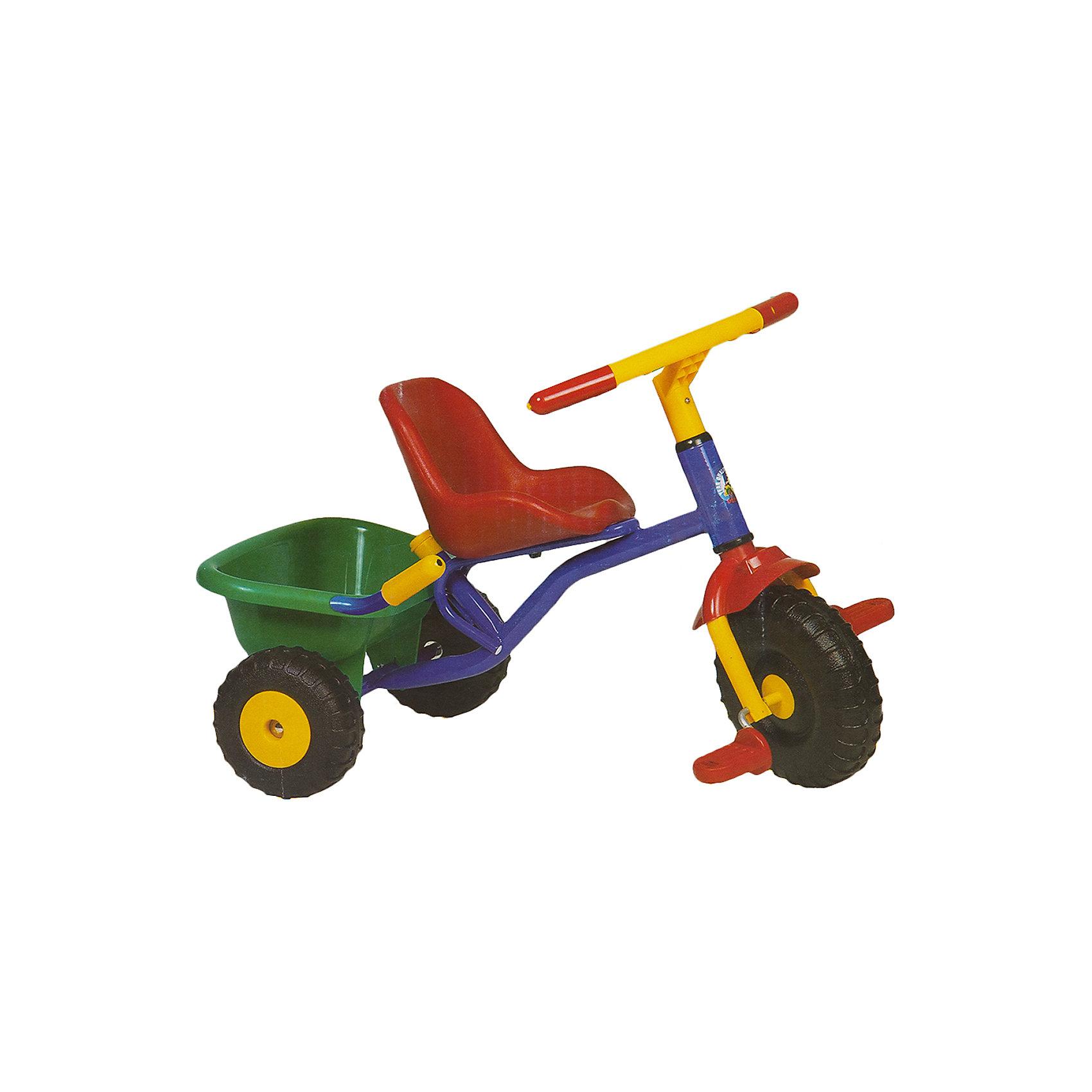 - Велосипед трехколесный Teeny Trike, Ofrat велосипед трехколесный junior rider ofrat