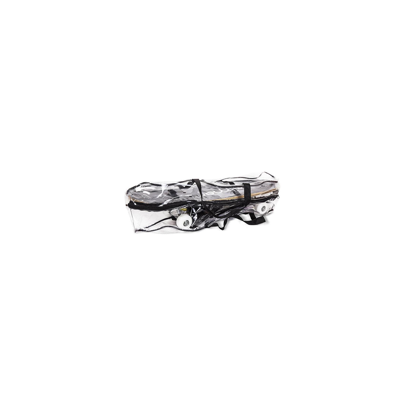 Набор для скейтбординга Крутой вираж, Zilmer, в ассортиментеЗащита, шлемы<br>Этот набор приведет в восторг всех юных экстремалов! В нем есть все, чтобы научиться кататься на скейте. Стильный скейтборд с  рельефной поверхностью, деревянной декой, подвеской из алюминия и полиуретановыми колесами обеспечит хорошее сцепление с поверхностью, быстрый разгон и торможение. Полный комплект защиты, состоящий из прочных наколенников, налокотников, перчаток на запястья и шлема гарантирует комфорт и безопасность. Шлем с отверстиями для вентиляции застегивается на ремешки. Катание на скейтборде стимулирует ребенка к физической активности на свежем отдыхе, помогает развить различные группы мышц и укрепить иммунитет. <br><br>Дополнительная информация:<br><br>- Материал: полиуретан, алюминий, дерево, пластик.<br>- Комплектация: скейтборд, шлем, комплект защиты.<br>- Размер упаковки: 60х30х25 см.<br>- Размер скейтборда: 60х15 см. <br>- Размер колес: 50х30 мм.<br>- Шлем застегивается на ремешок.<br>- Антискользящая платформа. <br>- Цвет в ассортименте.<br>ВНИМАНИЕ! Данный артикул представлен в разных цветовых вариантах. К сожалению, заранее выбрать определенный вариант невозможно. При заказе нескольких наборов возможно получение одинаковых.<br><br>Набор для скейтбординга Крутой вираж, Zilmer, в ассортименте, можно купить в нашем магазине.<br><br>Ширина мм: 600<br>Глубина мм: 300<br>Высота мм: 250<br>Вес г: 2383<br>Возраст от месяцев: 36<br>Возраст до месяцев: 72<br>Пол: Унисекс<br>Возраст: Детский<br>SKU: 4635550