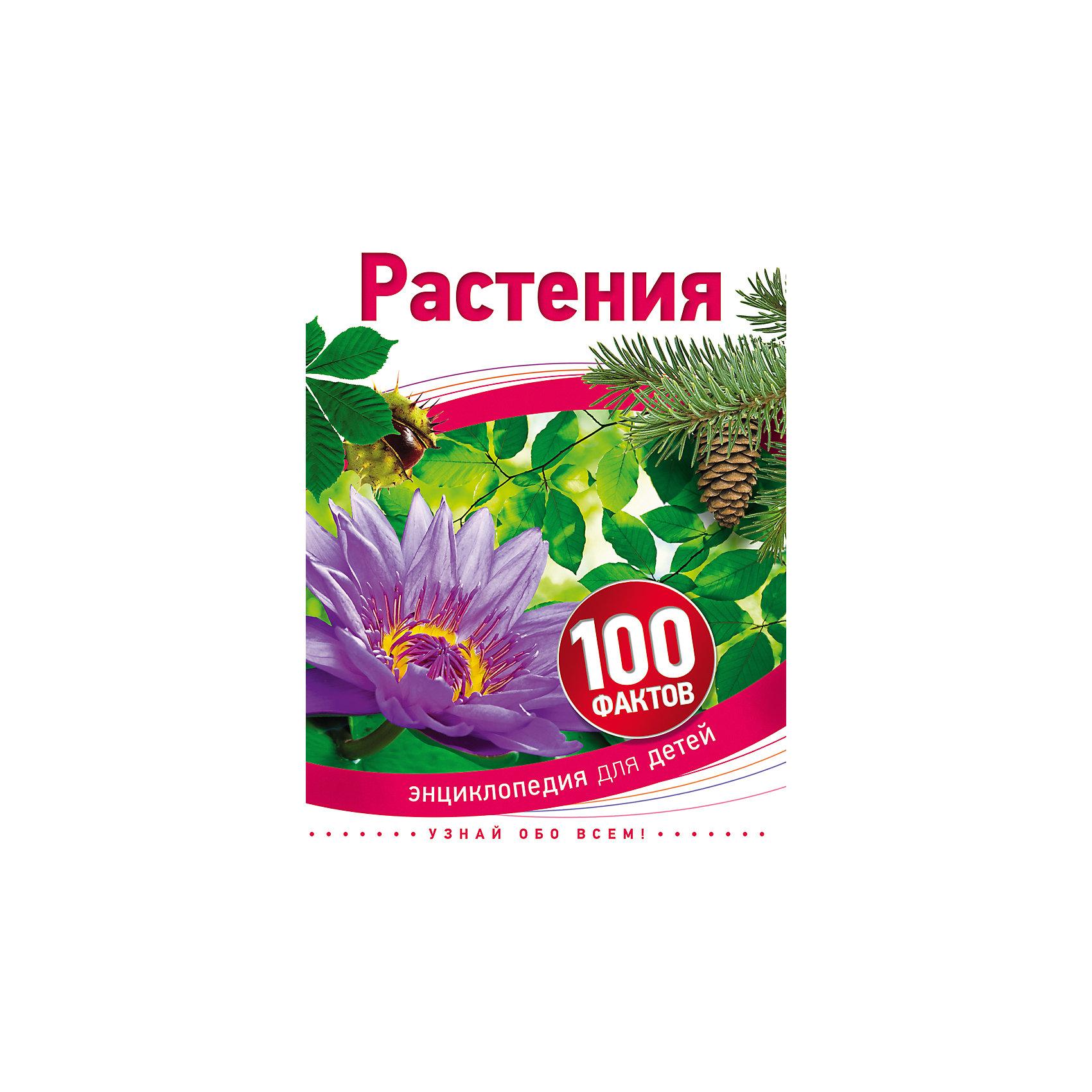 Росмэн Энциклопедия 100 фактов Растения