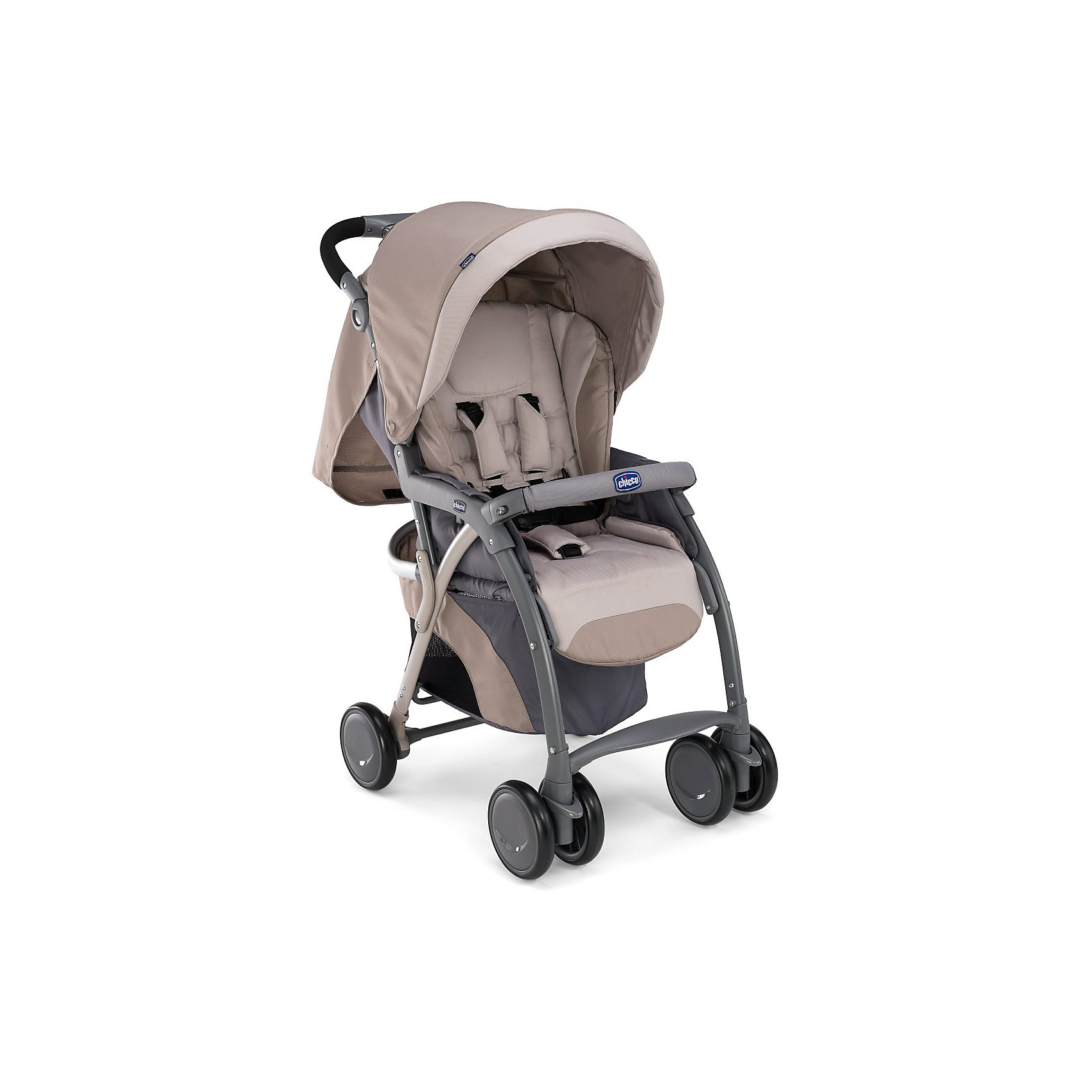 CHICCO Прогулочная коляска Simplicity Plus Top Sand, Chicco