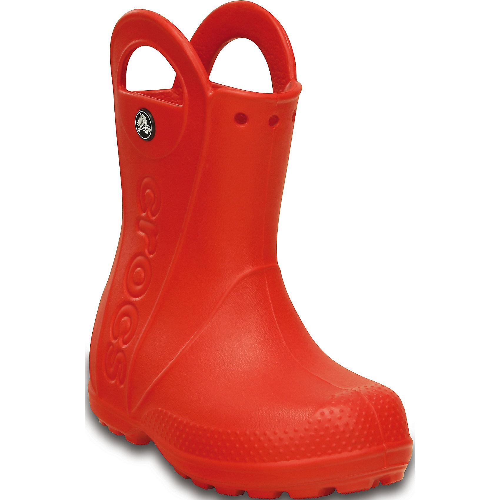 Резиновые сапожки Crocs