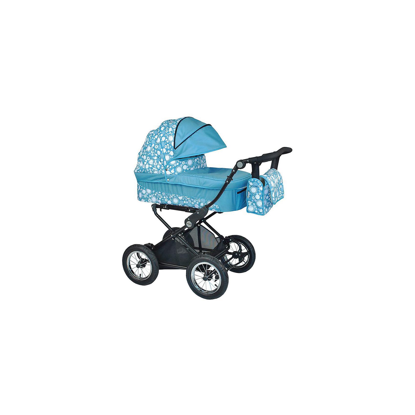 Коляска 2 в 1 BabyHit EVENLY , бирюзовыйКоляски 2 в 1<br>Универсальная коляска 2 в 1 Babyhit Evenly - достойный претендент на роль первого транспортного средства для Вашего малыша. Практичная, очень комфортная и надежная станет приятным приобретением,  как для Вас, так и для Вашего ребенка на протяжении всего срока эксплуатации.<br><br>Дополнительная информация::<br><br>Капюшон «батискаф» на люльке и прогулочном блоке<br>Регулируемая спинка прогулочного сиденья (до положения «лежа»)<br>Регулируемая по высоте ручка<br>Установка люльки и прогулочного блока в любом направлении движения<br>Ремни для переноски люльки в боковых карманах<br>Съемный поручень прогулочного сиденья с паховым ремнем<br>Колеса надувные, диаметр 30 см<br>Система амортизации на всех колесах<br>Багажная корзина<br>В комплекте:<br>Дождевик<br>Москитная сетка<br>Два полога<br>Сумка для мамы<br>Вес коляски с прогулочным блоком - 16,5 кг<br>Вес коляски с люлькой - 16 кг.<br>Вес прогулочного блока - 5,5 кг<br>Вес люльки - 5 кг<br>Вес рамы - 11 кг.<br><br>Коляску 2-в-1 EVENLY BabyHit, бирюзовый можно купить в нашем магазине.<br><br>Ширина мм: 520<br>Глубина мм: 320<br>Высота мм: 850<br>Вес г: 22000<br>Цвет: бирюзовый<br>Возраст от месяцев: 0<br>Возраст до месяцев: 36<br>Пол: Унисекс<br>Возраст: Детский<br>SKU: 4640308