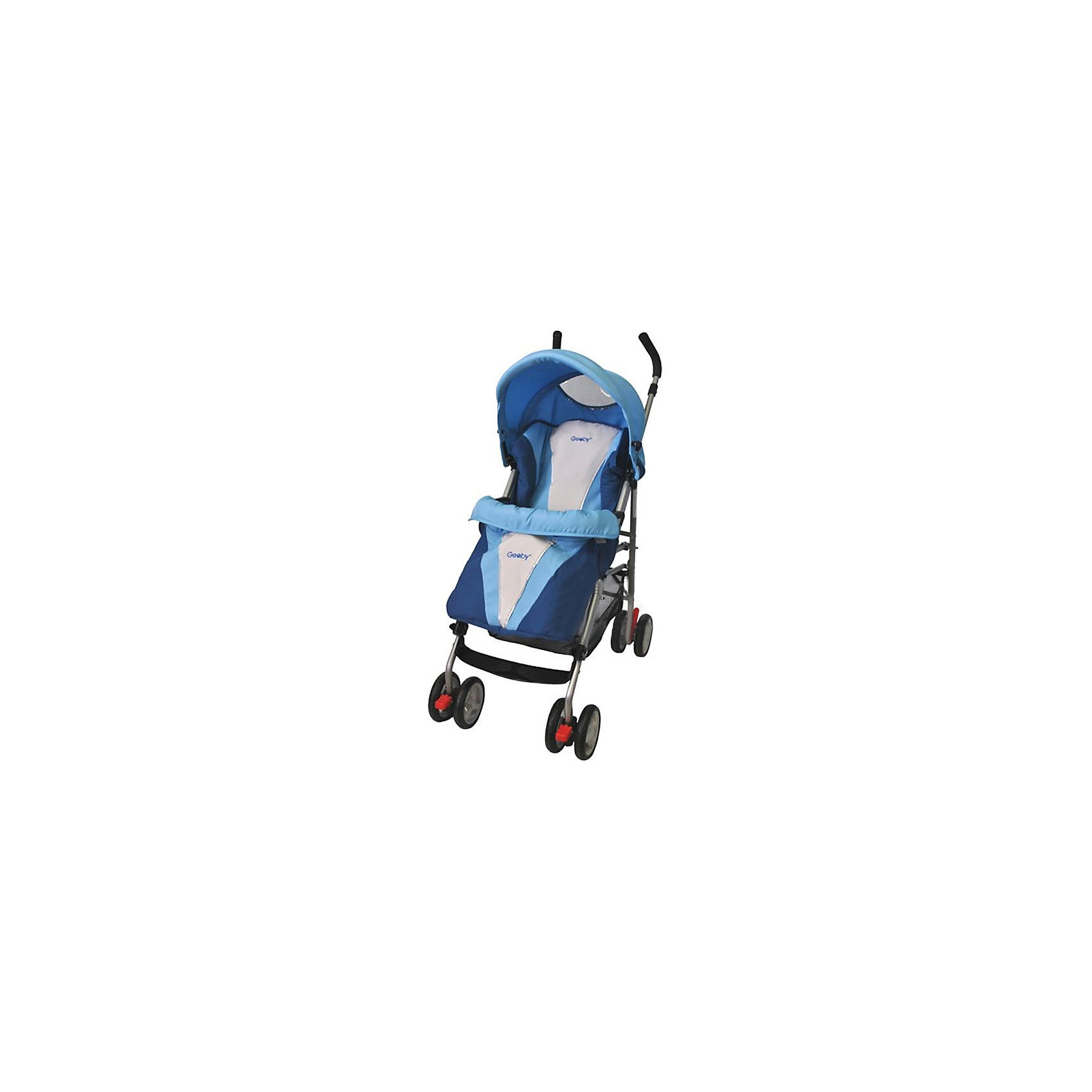 Коляска-трость 05D388W-F, Geoby, синийПрогулочная коляска D388W-F - отличный вариант для активных мам и малышей, она легкая, маневренная и в тоже время вместительная и уютная. Чехол для ножек и большой капюшон со смотровым окном обеспечат малышу тепло во время прогулок. Двойные поворотные колеса делают коляску маневренной и легкой в управлении. В случае необходимости колеса можно закрепить фиксатором. Трехточечные ремни безопасности и съемный мягкий поручень позволят маме расслабиться и не волноваться о малыше, ведь его безопасность под контролем надежной системы защиты.<br><br>Дополнительная информация:<br><br>Плавное регулирование спинки до положения лежа.<br>Жесткая спинка с мягкой набивкой.<br>Утепленный чехол на ножки.<br>Передние плавающие колеса с фиксатором.<br>3-х точечный ремень безопасности.<br>Съемное ограничительный бампер.<br>Увеличенный тент со смотровым окном.<br>Вместительная багажная корзина.<br>Размер коляски:<br>В сложенном виде, В/Ш/Д - 105/47/85 см.<br>Диаметр колёс – 15,5 см.<br>В комплекте: москитная сетка, дождевик, полог.<br><br>Коляску-трость 05D388W-F, Geoby, синий можно купить в нашем магазине.<br><br>Ширина мм: 295<br>Глубина мм: 275<br>Высота мм: 1090<br>Вес г: 10200<br>Цвет: синий<br>Возраст от месяцев: 6<br>Возраст до месяцев: 36<br>Пол: Мужской<br>Возраст: Детский<br>SKU: 4640326