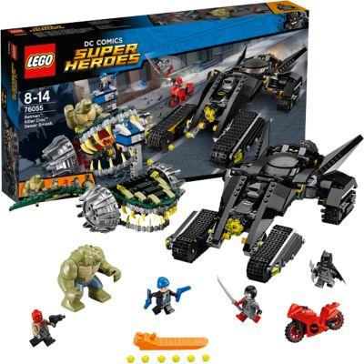 LEGO Super Heroes 76055: Бэтмен: убийца Крок