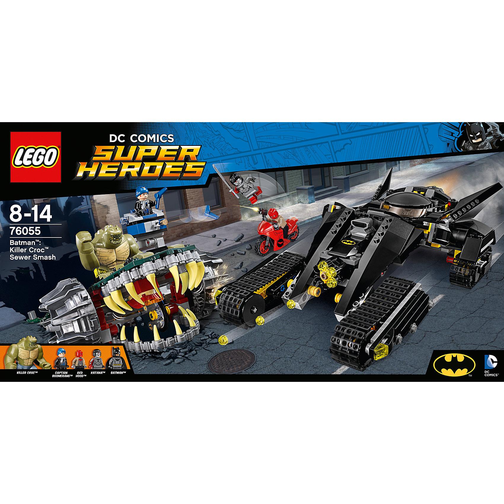 LEGO Super Heroes 76055: ������: ������ ����