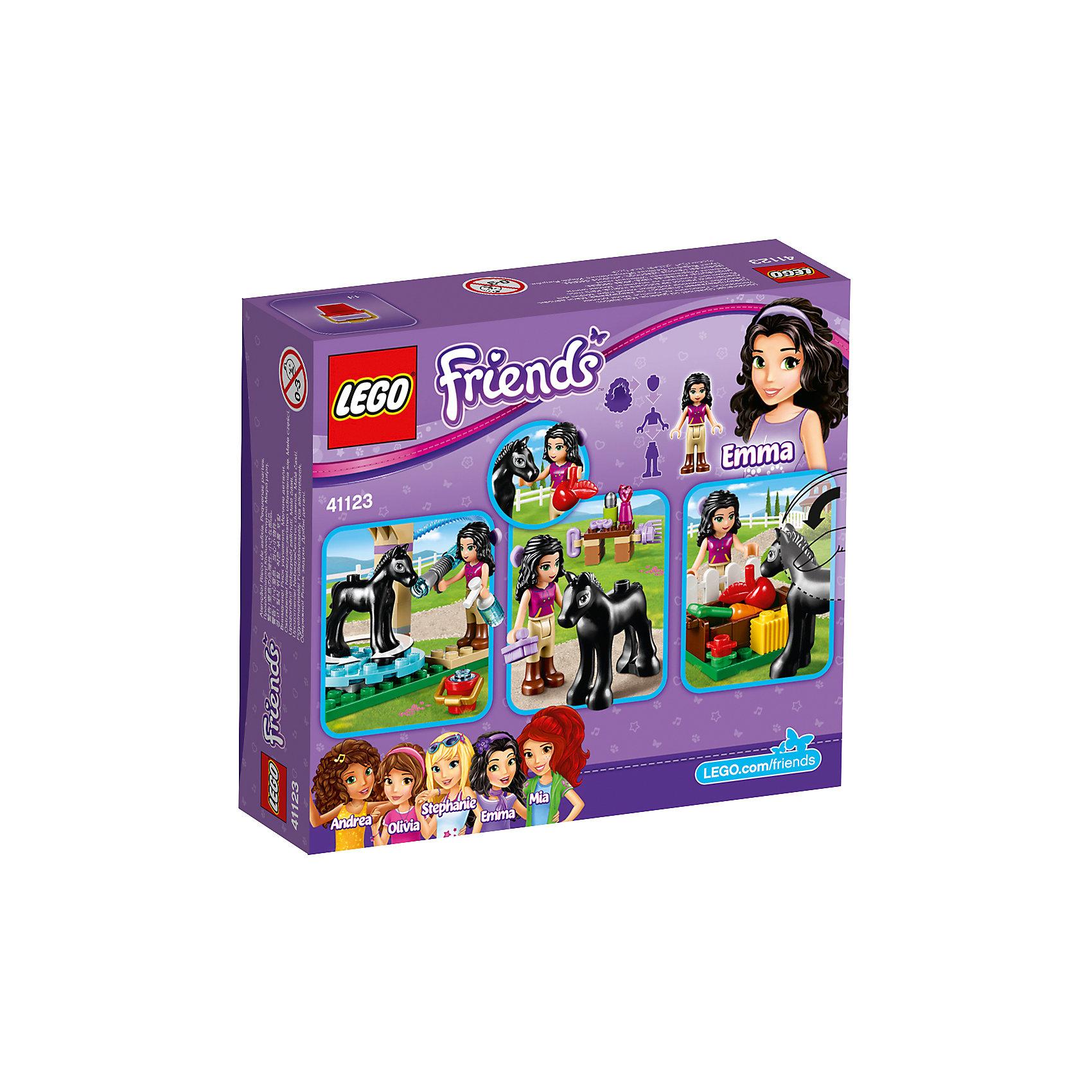 LEGO Friends 41123: Салон для жеребят от myToys