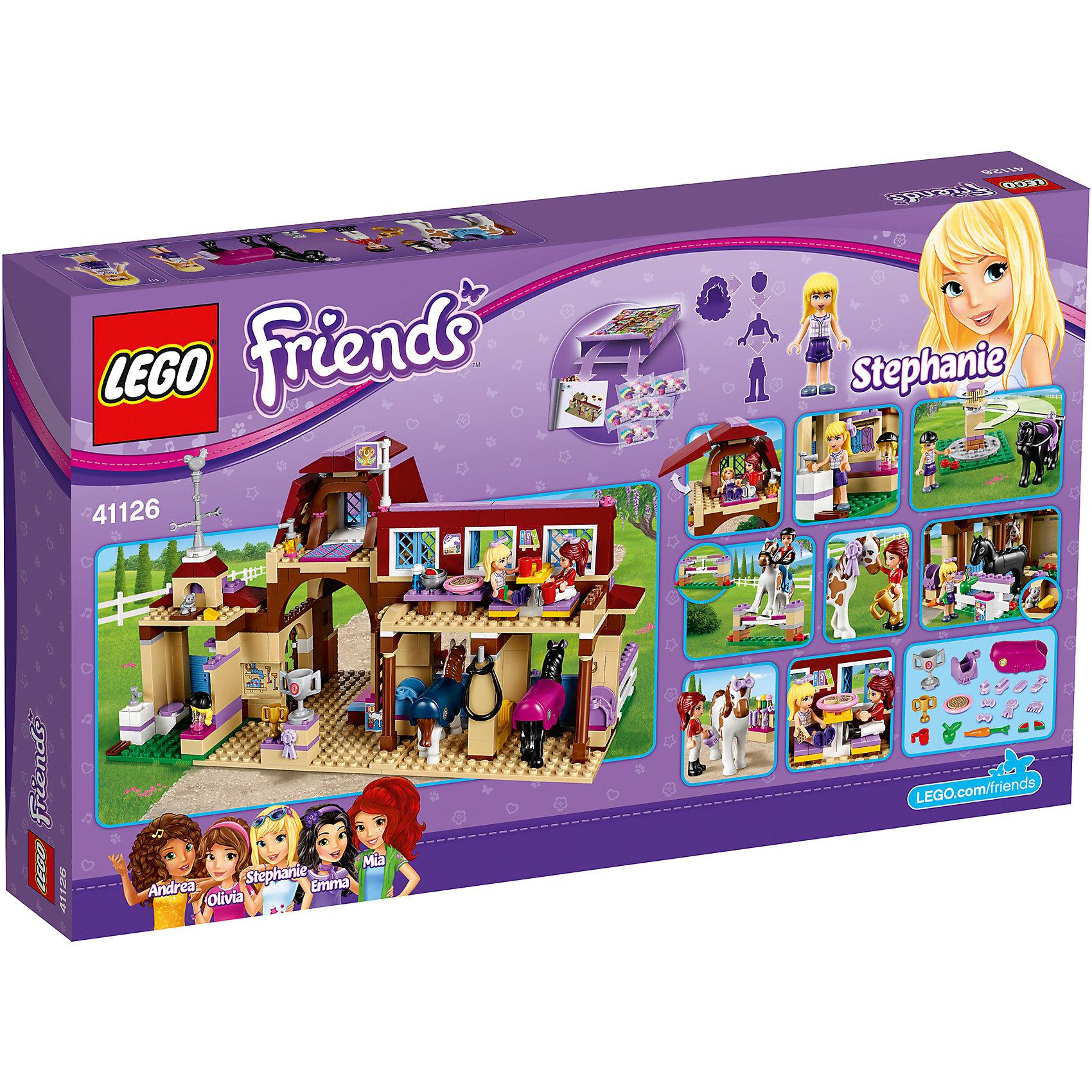LEGO Friends 41126: Клуб верховой езды от myToys