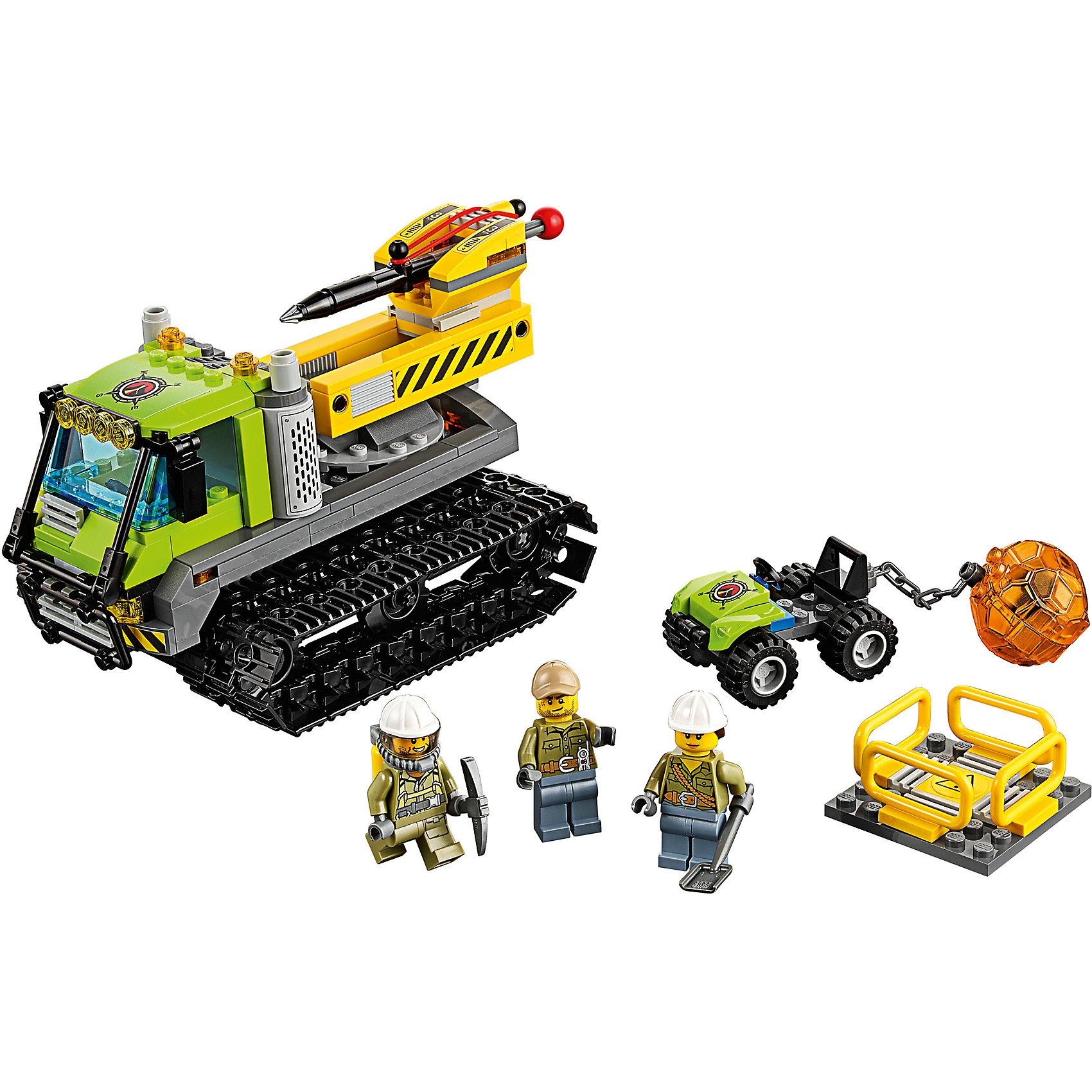 LEGO City 60122: Вездеход исследователей вулканов от myToys