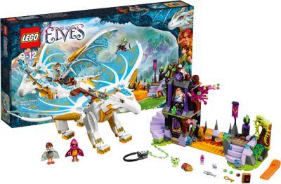 LEGO Elves 41179: Спасение Королевы Драконов