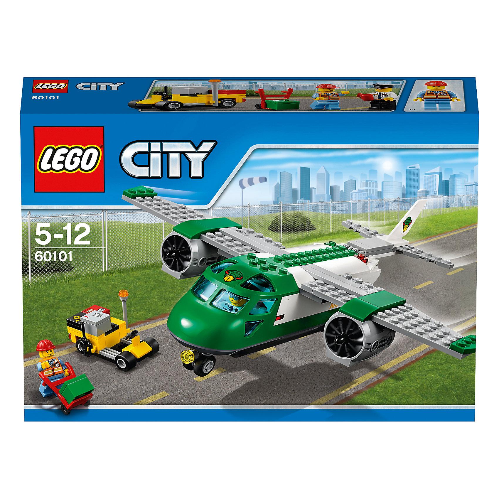 LEGO City 60101: Грузовой самолёт от myToys