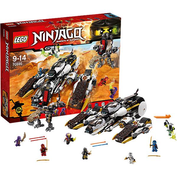 LEGO NINJAGO 70595: Внедорожник с суперсистемой маскировкиПластмассовые конструкторы<br>Автомобили и конструкторы обожает множество современных мальчишек, поэтому набор Лего, из которого можно собрать горный внедорожник, обязательно порадует ребенка. Такие игрушки помогают детям развивать воображение, мелкую моторику, логику и творческое мышление.<br>Набор состоит из множества деталей, с помощью которых можно  собрать крутую машину! С таким комплектом можно придумать множество игр!<br><br>Дополнительная информация:<br><br>цвет: разноцветный;<br>размер коробки: 48 х 09 х 38 см;<br>вес: 1596 г;<br>материал: пластик;<br>количество деталей: 1093.<br><br>Набор Внедорожник с суперсистемой маскировки от бренда LEGO NINJAGO можно купить в нашем магазине.<br><br>Ширина мм: 479<br>Глубина мм: 375<br>Высота мм: 96<br>Вес г: 1743<br>Возраст от месяцев: 108<br>Возраст до месяцев: 168<br>Пол: Мужской<br>Возраст: Детский<br>SKU: 4641246