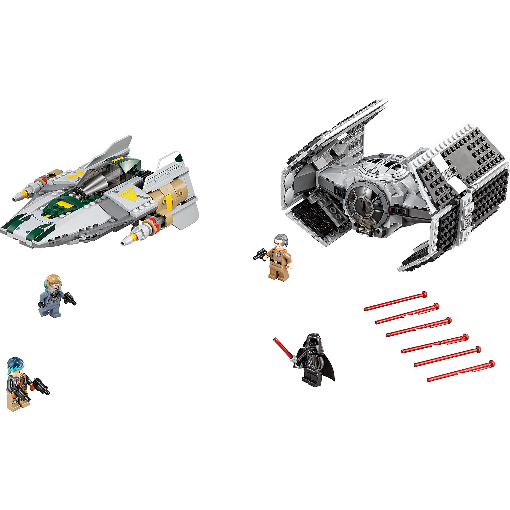 LEGO Star Wars 75150: ������������������� ����������� ��� ����� ������� ������ �������� ����������� A-Wing