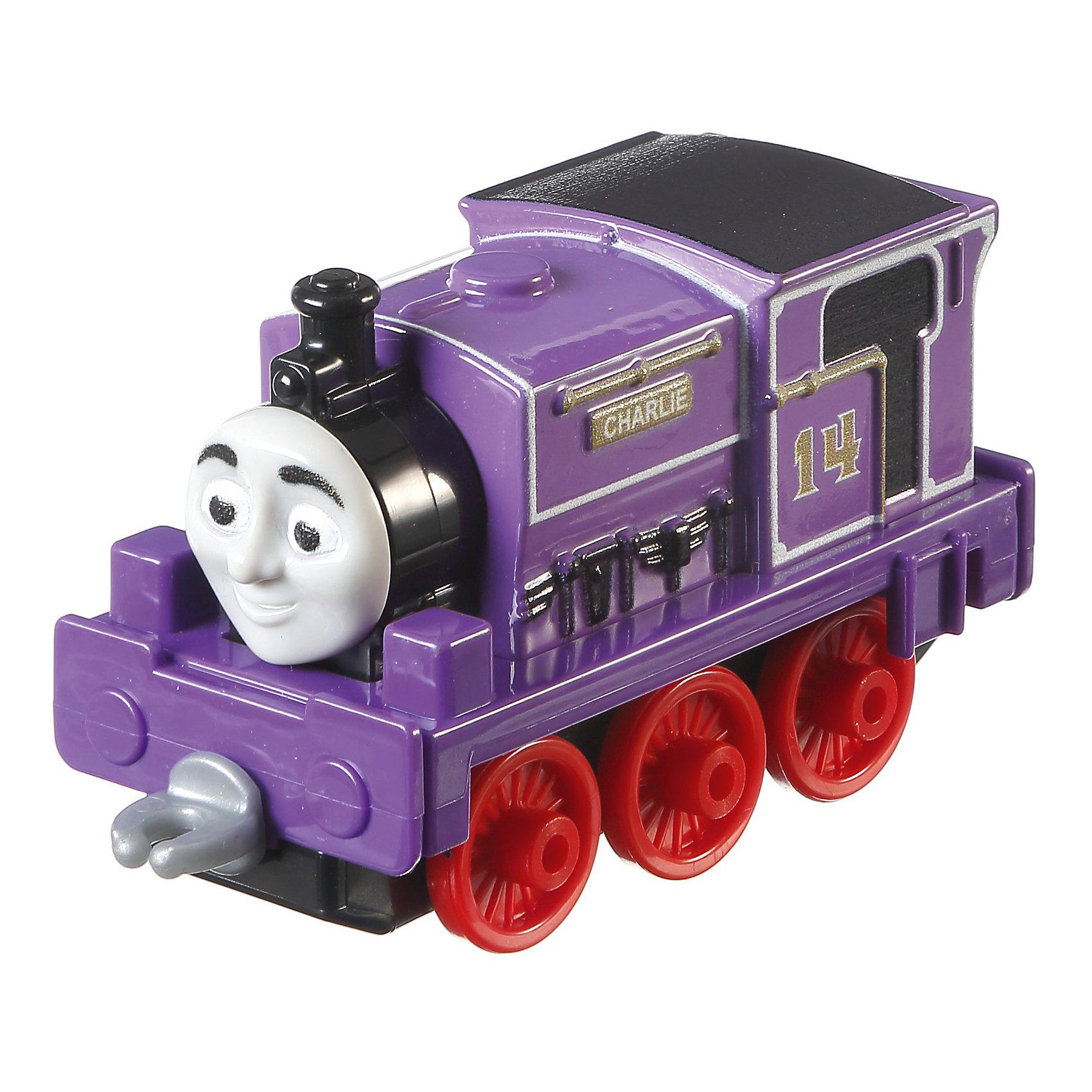 Mattel Паровозик Чарли, Fisher Price, Томас и его друзья mattel игрушки веселые друзья со звуком fisher price в ассортименте