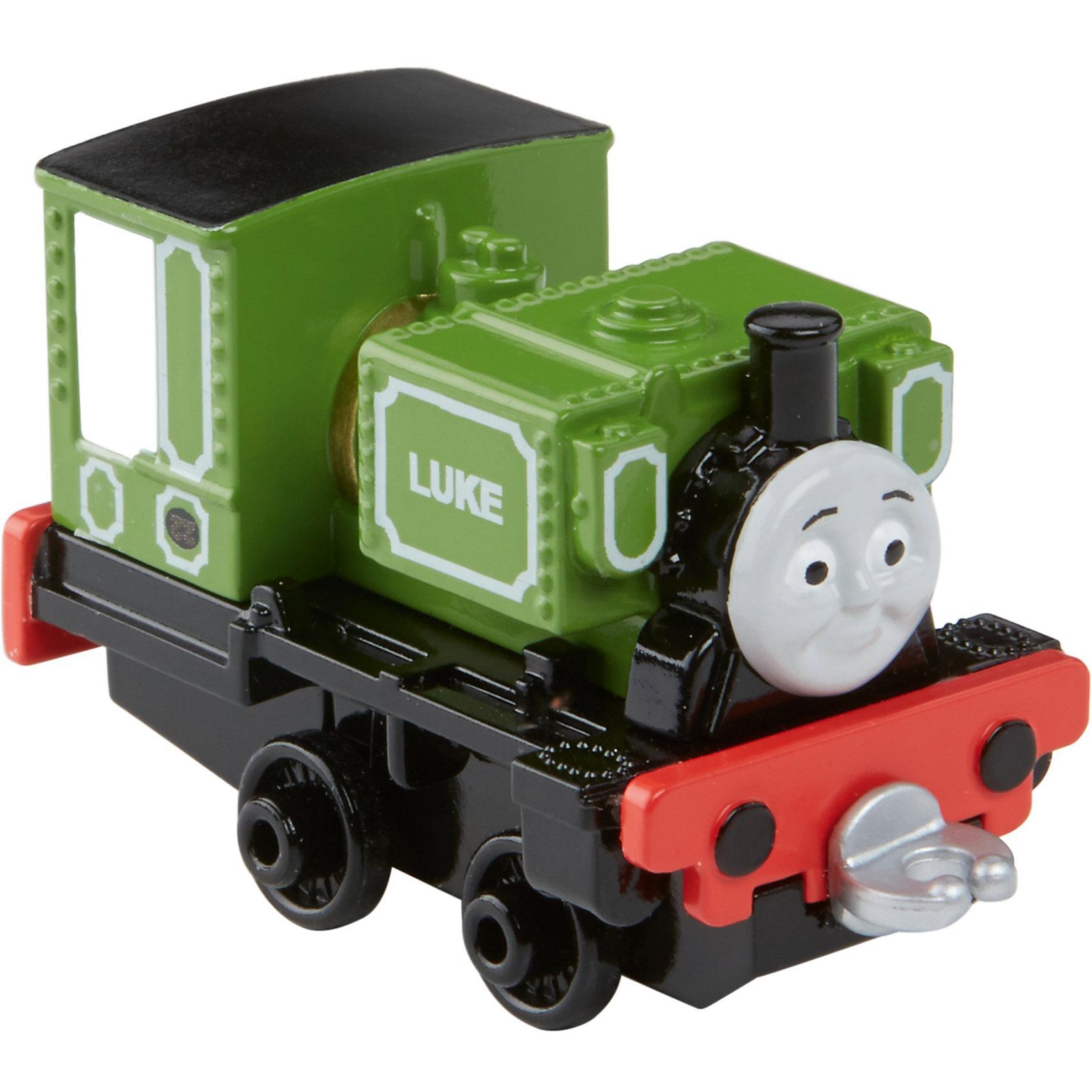 Mattel Паровозик Люк, Fisher Price, Томас и его друзья mattel игрушки веселые друзья со звуком fisher price в ассортименте
