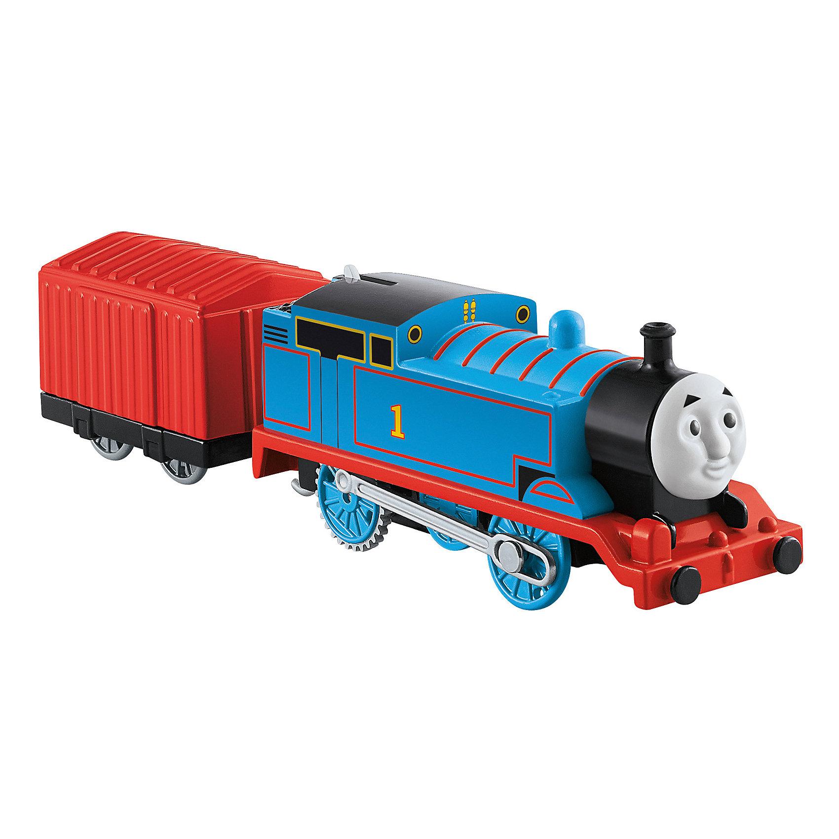 Базовые паровозики, Томас и его друзья