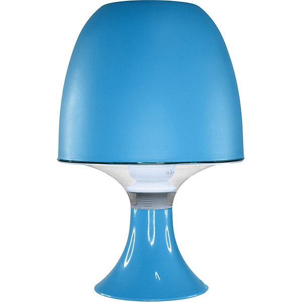Настольный ночник КЛЛ 15Вт, Ultra Light, голубойДетские предметы интерьера<br>Голубой настольный ночник, 15 Вт – светильник станет световым ориентиром и успокаивающим фактором для детей и взрослых в темное время суток.<br>Декоративный настольный светильник-ночник выполнен из термостойкого пластика. Светильник предназначен для эксплуатации с энергосберегающей лампой 15 Вт. (не входит в комплектацию). Мягкой свет создаст притягательную атмосферу необыкновенного уюта и покоя. Запрещается во избежание перегрева накрывать работающий светильник.<br><br>Дополнительная информация:<br><br>- Материал: пластик<br>- Цвет: голубой<br>- Напряжение: 220В<br>- Тип цоколя: E14<br>- Мощность лампы: 15 Вт<br>- Размер светильника: 16 х 16 х 24 см.<br>- Размер упаковки: 16 х 24 х 16 см.<br>- Вес: 500 гр.<br><br>Голубой настольный ночник, 15 Вт можно купить в нашем интернет-магазине.<br><br>Ширина мм: 160<br>Глубина мм: 240<br>Высота мм: 160<br>Вес г: 500<br>Возраст от месяцев: 36<br>Возраст до месяцев: 192<br>Пол: Унисекс<br>Возраст: Детский<br>SKU: 4641451