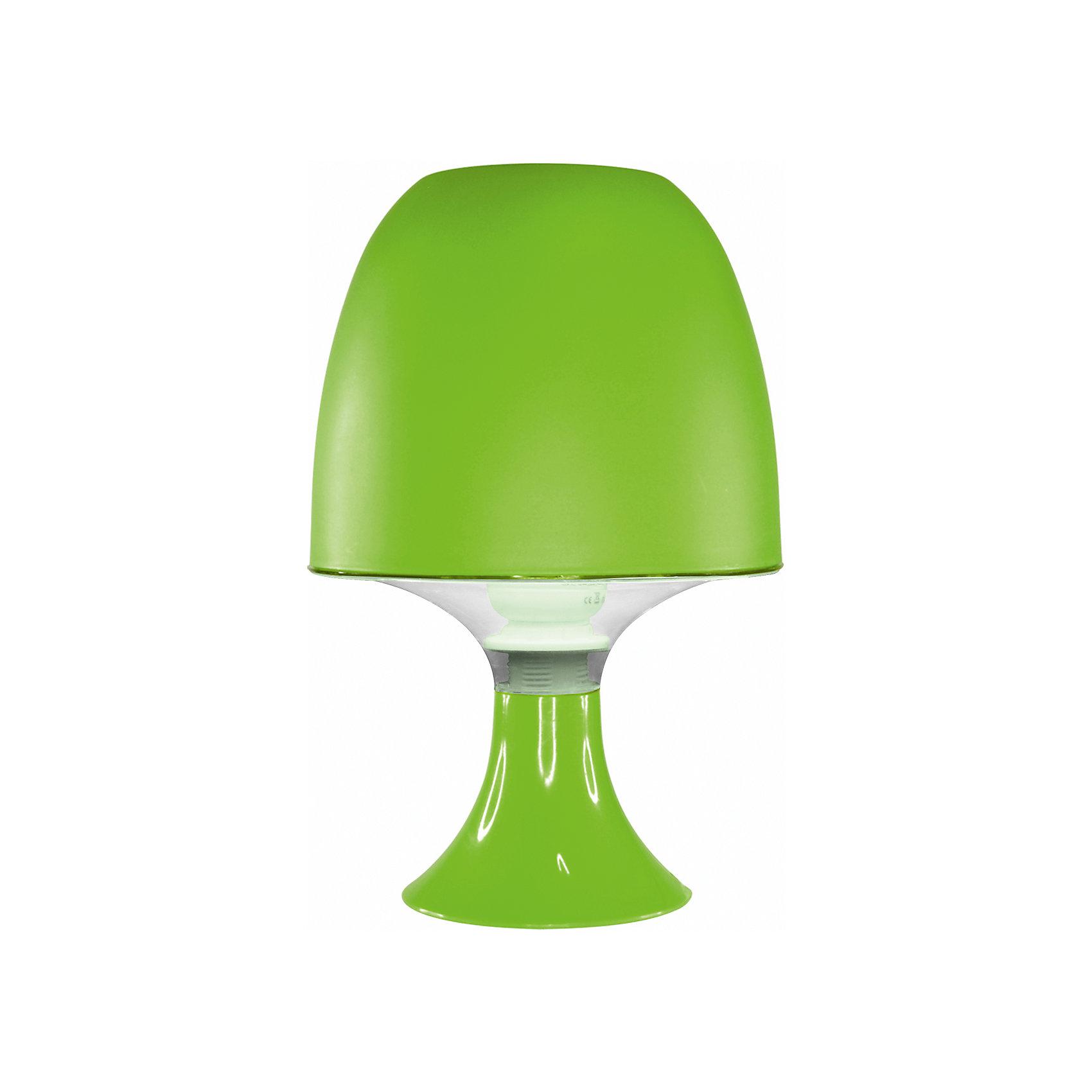 Зеленый настольный ночник, 15 Вт от myToys