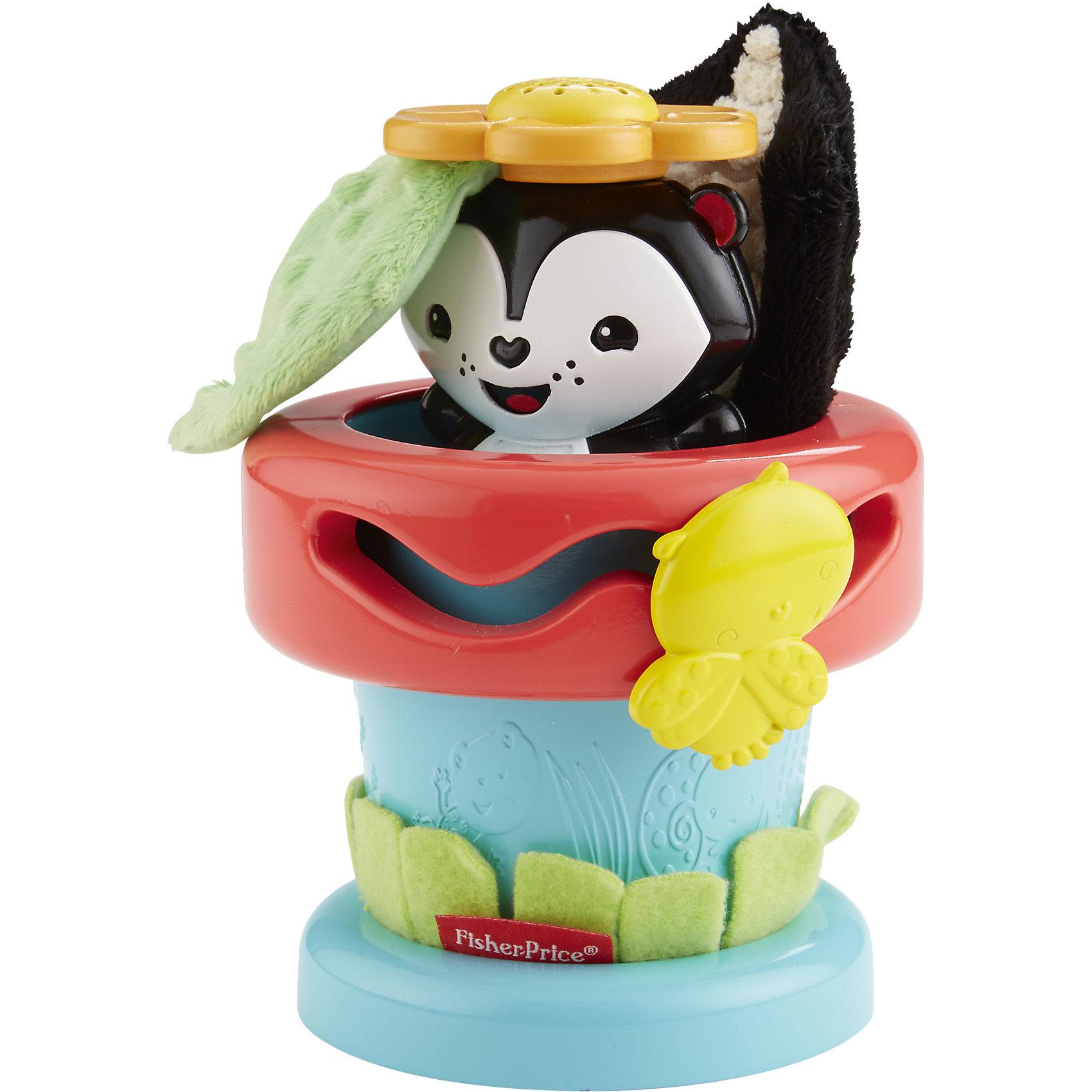 Mattel Игрушка в горшочке, Fisher Price фишер прайс ударяй и играй