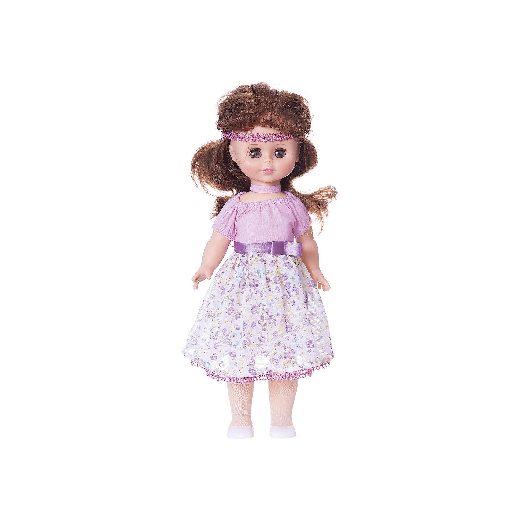 Весна Кукла Оля Фея Сиреневых облаков, со звуком, Весна кукла весна 35 см