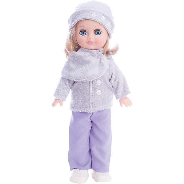 Кукла Маргарита 8, со звуком, 40 см, ВеснаКуклы<br>Игрушки от компании Весна - это простой способ порадовать ребенка! Кукла для девочки - это не только игрушка, с которой можно весело провести время, кукла - это возможность отрабатывать навыки поведения в обществе, учиться заботе о других, делать прически и одеваться согласно моде и поводу.<br>Эта красивая классическая кукла не только эффектно выглядит, она дополнена звуковым модулем! Игрушка модно одета и снабжена аксессуарами. Такая кукла запросто может стать самой любимой игрушкой! Произведена из безопасных для ребенка и качественных материалов.<br><br>Дополнительная информация:<br><br>цвет: разноцветный;<br>материал: пластик, текстиль;<br>комплектация: кукла, одежда, аксессуары;<br>высота: 40 см.<br><br>Куклу Маргарита 8, со звуком, 40 см, от компании Весна можно купить в нашем магазине.<br>Ширина мм: 430; Глубина мм: 240; Высота мм: 430; Вес г: 810; Возраст от месяцев: 36; Возраст до месяцев: 120; Пол: Женский; Возраст: Детский; SKU: 4642017;