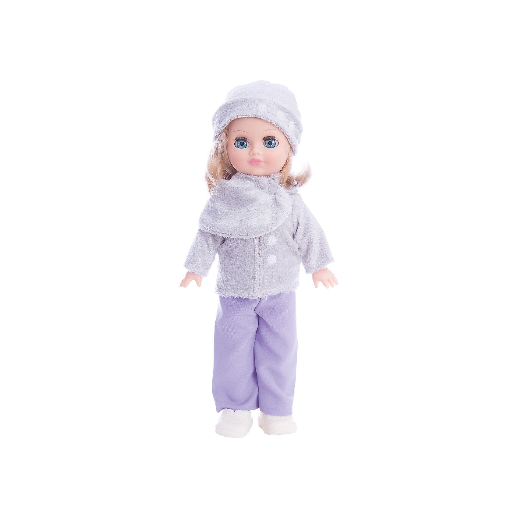 Кукла Маргарита 8, со звуком, 40 см, ВеснаКлассические куклы<br>Игрушки от компании Весна - это простой способ порадовать ребенка! Кукла для девочки - это не только игрушка, с которой можно весело провести время, кукла - это возможность отрабатывать навыки поведения в обществе, учиться заботе о других, делать прически и одеваться согласно моде и поводу.<br>Эта красивая классическая кукла не только эффектно выглядит, она дополнена звуковым модулем! Игрушка модно одета и снабжена аксессуарами. Такая кукла запросто может стать самой любимой игрушкой! Произведена из безопасных для ребенка и качественных материалов.<br><br>Дополнительная информация:<br><br>цвет: разноцветный;<br>материал: пластик, текстиль;<br>комплектация: кукла, одежда, аксессуары;<br>высота: 40 см.<br><br>Куклу Маргарита 8, со звуком, 40 см, от компании Весна можно купить в нашем магазине.<br><br>Ширина мм: 430<br>Глубина мм: 240<br>Высота мм: 430<br>Вес г: 810<br>Возраст от месяцев: 36<br>Возраст до месяцев: 120<br>Пол: Женский<br>Возраст: Детский<br>SKU: 4642017