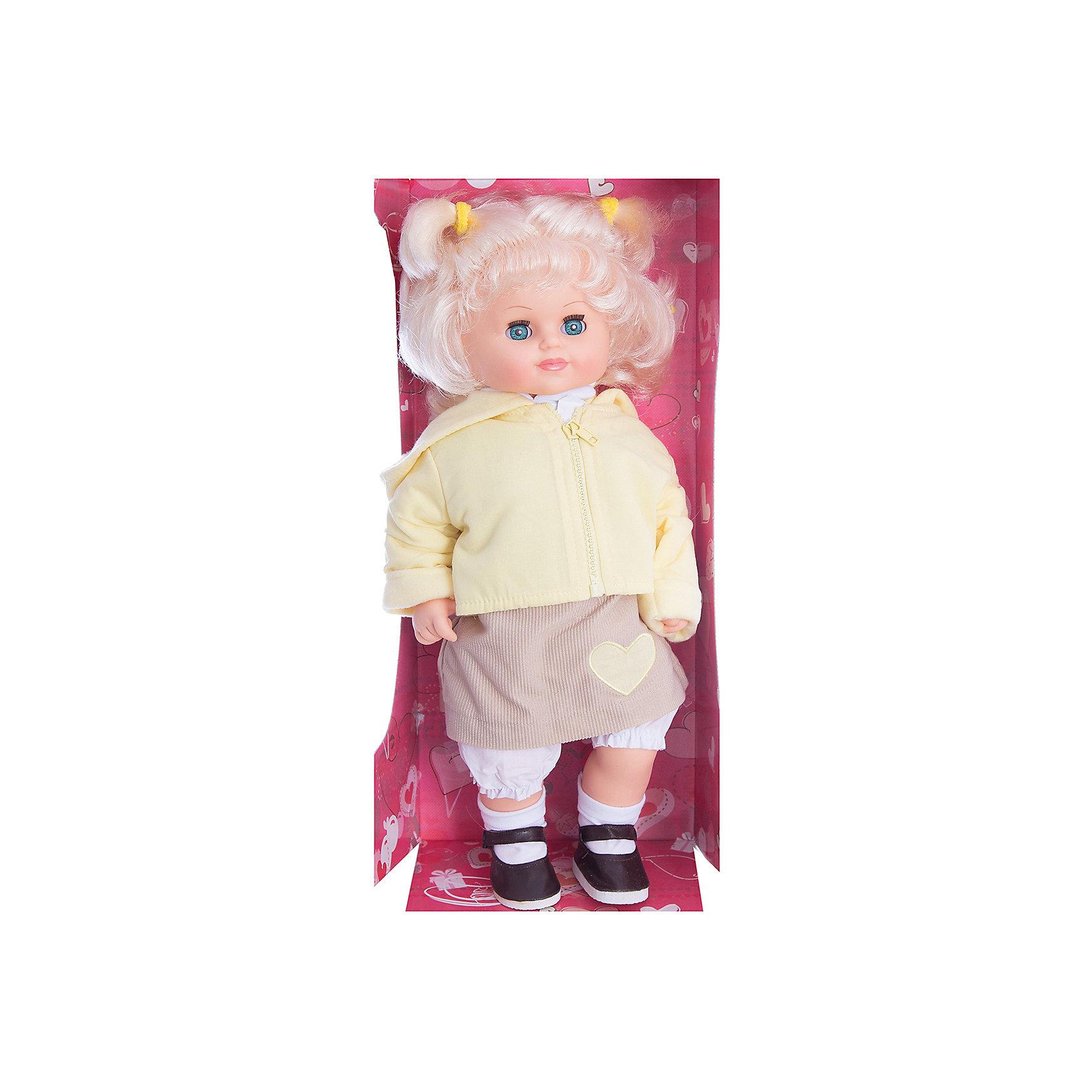 Весна Кукла Соня, со звуком, 47 см, Весна весна милана 5 со звуком в2203 о