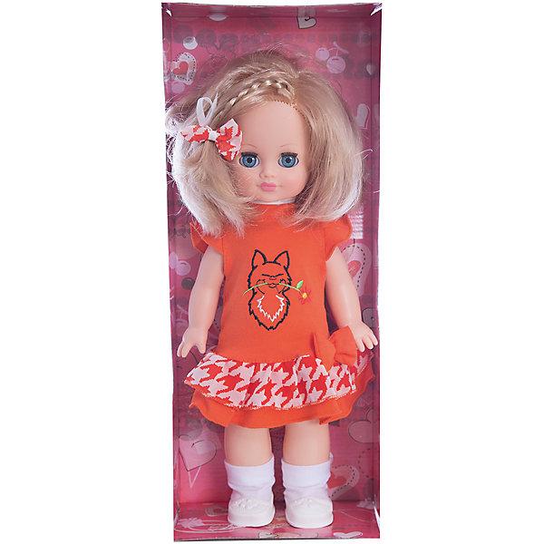 Кукла Наталья 1, со звуком, 35,5 см, ВеснаКуклы<br>Какая девочка не любит кукол?! Кукла для девочки - это не только игрушка, с которой можно весело провести время, кукла - это возможность отрабатывать навыки поведения в обществе, учиться заботе о других, делать прически и одеваться согласно моде и поводу.<br>Эта красивая классическая кукла не только эффектно выглядит, она дополнена звуковым модулем! Игрушка модно одета и снабжена аксессуарами. Такая кукла запросто может стать самой любимой игрушкой! Произведена из безопасных для ребенка и качественных материалов.<br><br>Дополнительная информация:<br><br>цвет: разноцветный;<br>материал: пластик, текстиль;<br>комплектация: кукла, одежда;<br>высота: 35,5 см.<br><br>Куклу  Наталья 1, со звуком, 35,5 см, от компании Весна можно купить в нашем магазине.<br>Ширина мм: 170; Глубина мм: 100; Высота мм: 420; Вес г: 350; Возраст от месяцев: 36; Возраст до месяцев: 120; Пол: Женский; Возраст: Детский; SKU: 4642020;