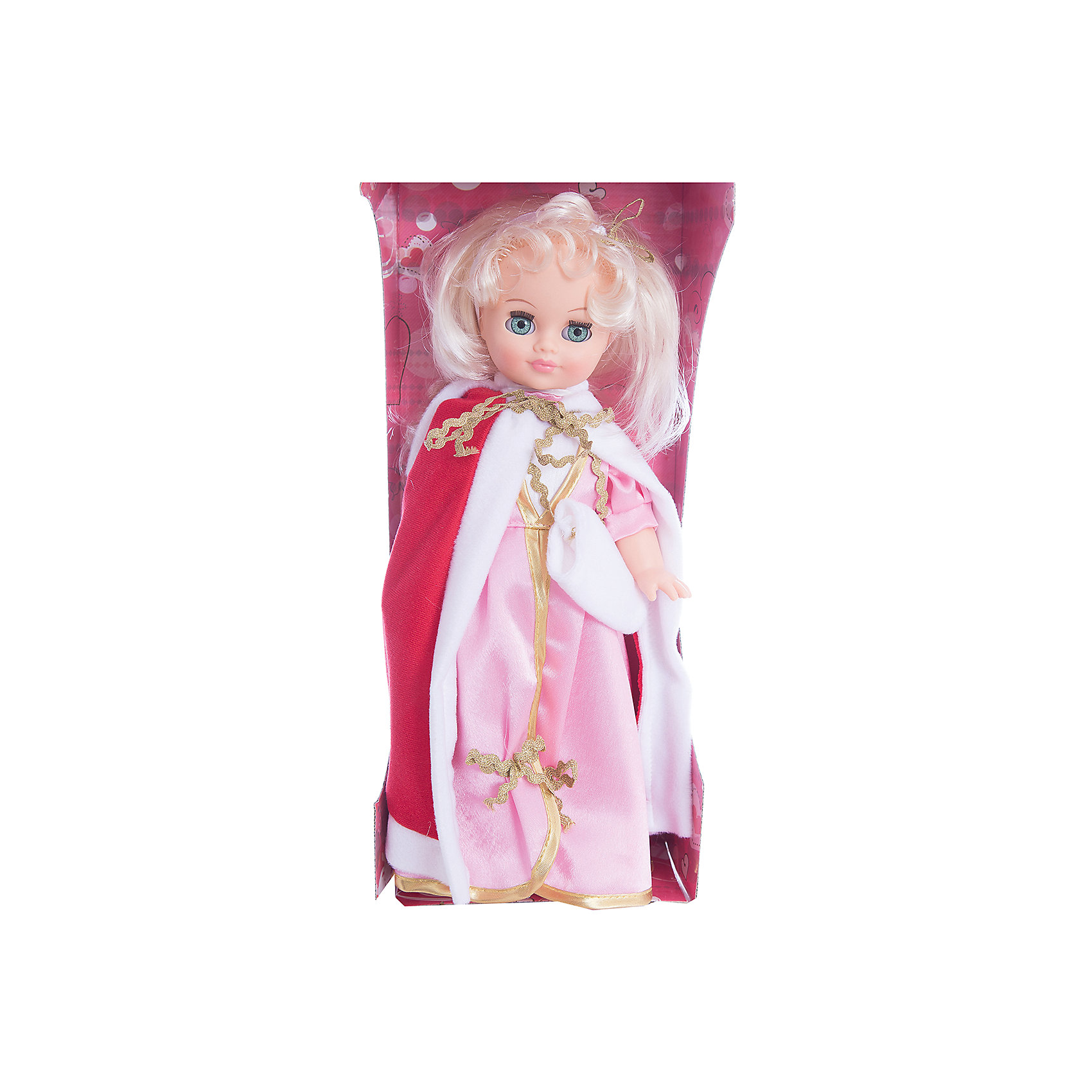 Весна Кукла Герда 3, со звуком, Весна funville кукла