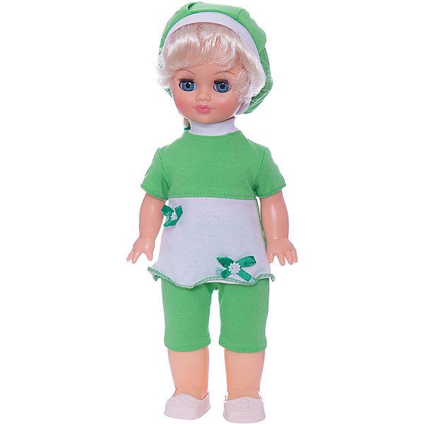 Кукла Лена 10, со звуком, 35,5 см, ВеснаКуклы<br>Кукла для девочки - это не только игрушка, с которой можно весело провести время, кукла - это возможность отрабатывать навыки поведения в обществе, учиться заботе о других, делать прически и одеваться согласно моде и поводу.<br>Эта красивая классическая кукла не только эффектно выглядит, она дополнена звуковым модулем! Игрушка модно одета и снабжена аксессуарами. Такая кукла запросто может стать самой любимой игрушкой! Произведена из безопасных для ребенка и качественных материалов.<br><br>Дополнительная информация:<br><br>цвет: разноцветный;<br>материал: пластик, текстиль;<br>комплектация: кукла, одежда, аксессуары;<br>высота: 35,5 см.<br><br>Куклу Лена 10, со звуком, 35,5 см, от компании Весна можно купить в нашем магазине.<br><br>Ширина мм: 170<br>Глубина мм: 100<br>Высота мм: 420<br>Вес г: 350<br>Возраст от месяцев: 36<br>Возраст до месяцев: 120<br>Пол: Женский<br>Возраст: Детский<br>SKU: 4642022