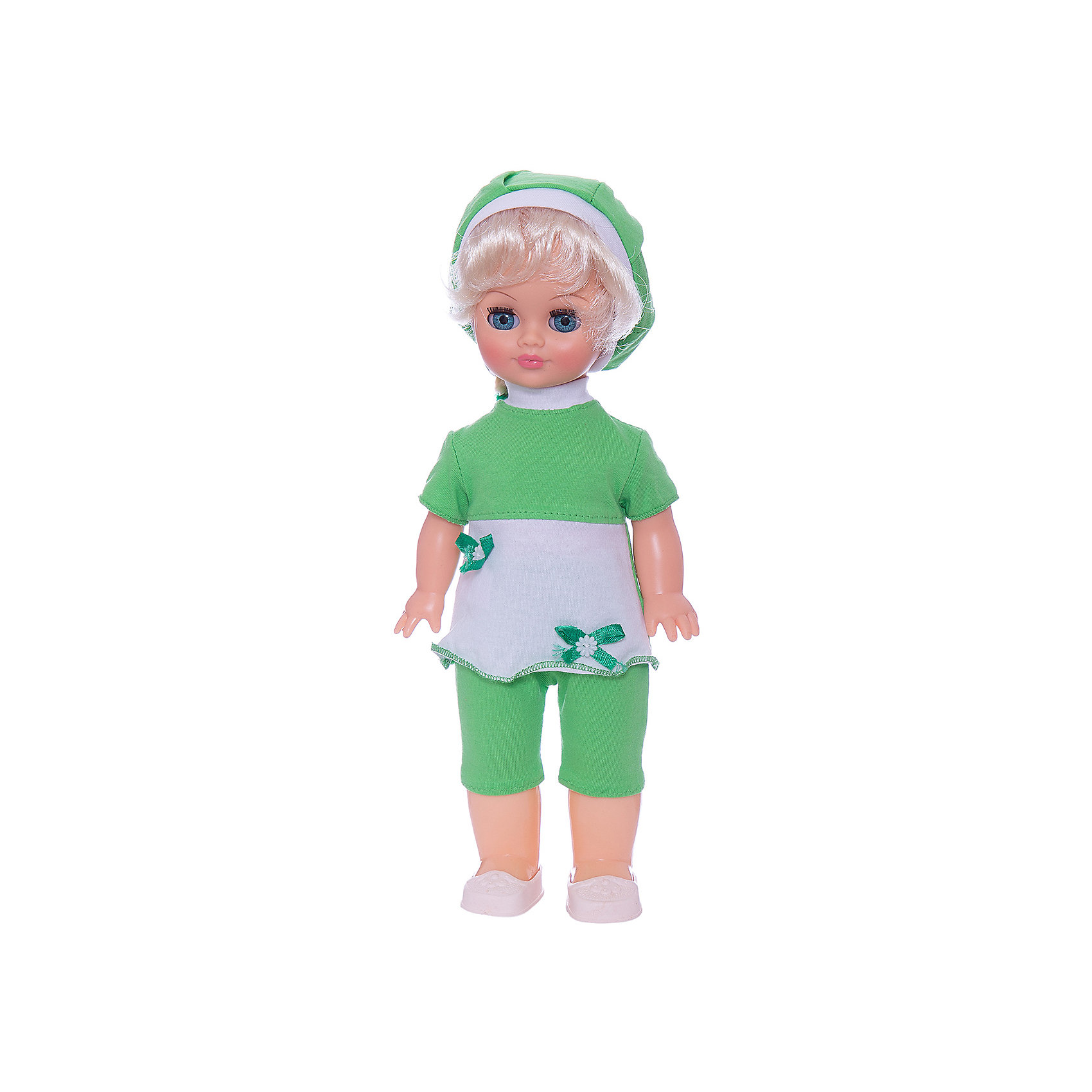 Кукла Лена 10, со звуком, 35,5 см, ВеснаКлассические куклы<br>Кукла для девочки - это не только игрушка, с которой можно весело провести время, кукла - это возможность отрабатывать навыки поведения в обществе, учиться заботе о других, делать прически и одеваться согласно моде и поводу.<br>Эта красивая классическая кукла не только эффектно выглядит, она дополнена звуковым модулем! Игрушка модно одета и снабжена аксессуарами. Такая кукла запросто может стать самой любимой игрушкой! Произведена из безопасных для ребенка и качественных материалов.<br><br>Дополнительная информация:<br><br>цвет: разноцветный;<br>материал: пластик, текстиль;<br>комплектация: кукла, одежда, аксессуары;<br>высота: 35,5 см.<br><br>Куклу Лена 10, со звуком, 35,5 см, от компании Весна можно купить в нашем магазине.<br><br>Ширина мм: 170<br>Глубина мм: 100<br>Высота мм: 420<br>Вес г: 350<br>Возраст от месяцев: 36<br>Возраст до месяцев: 120<br>Пол: Женский<br>Возраст: Детский<br>SKU: 4642022
