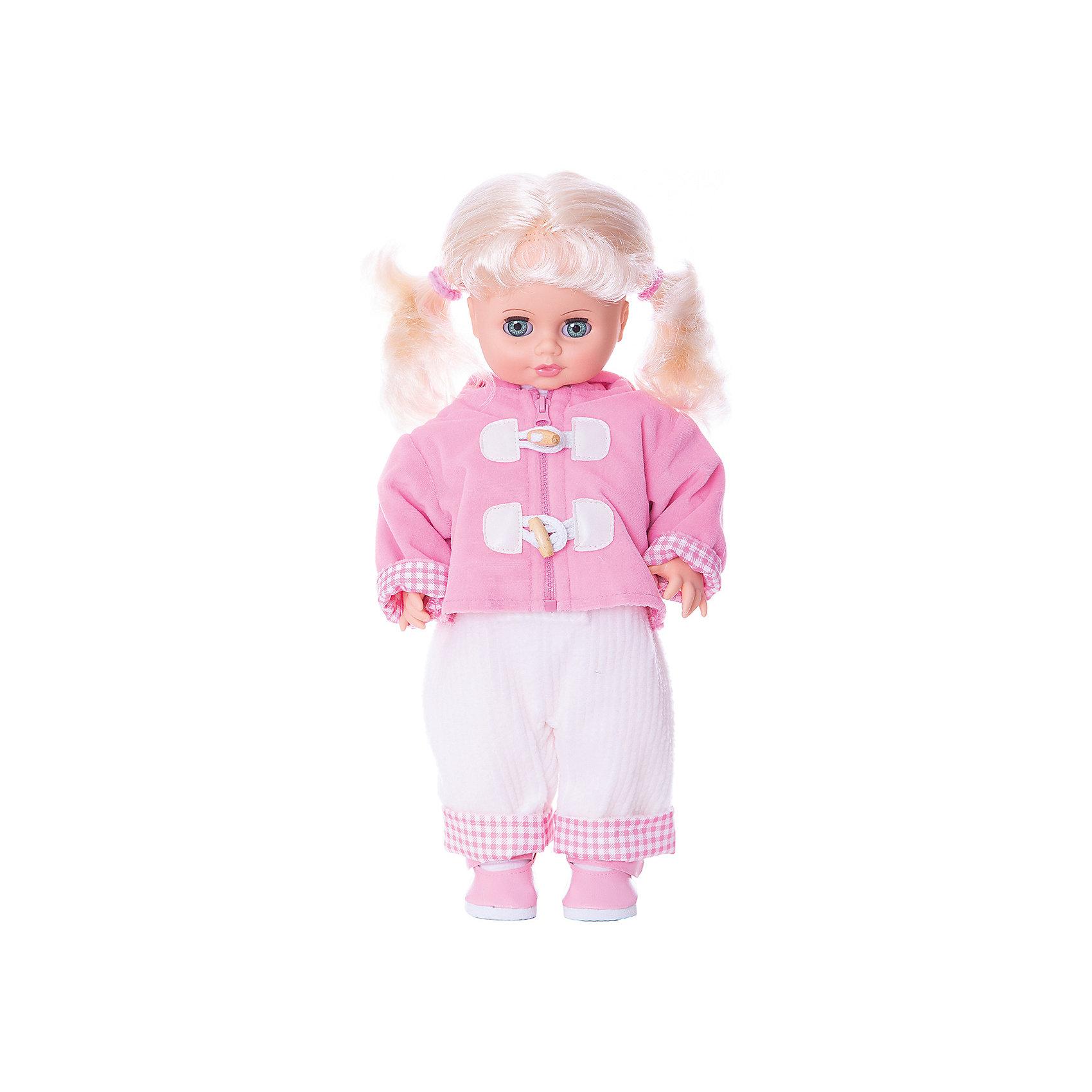 Весна Кукла Инна 8 (пластмассовая), со звуком, 43 см, Весна кукла весна инна в куртке со звуком 43 см