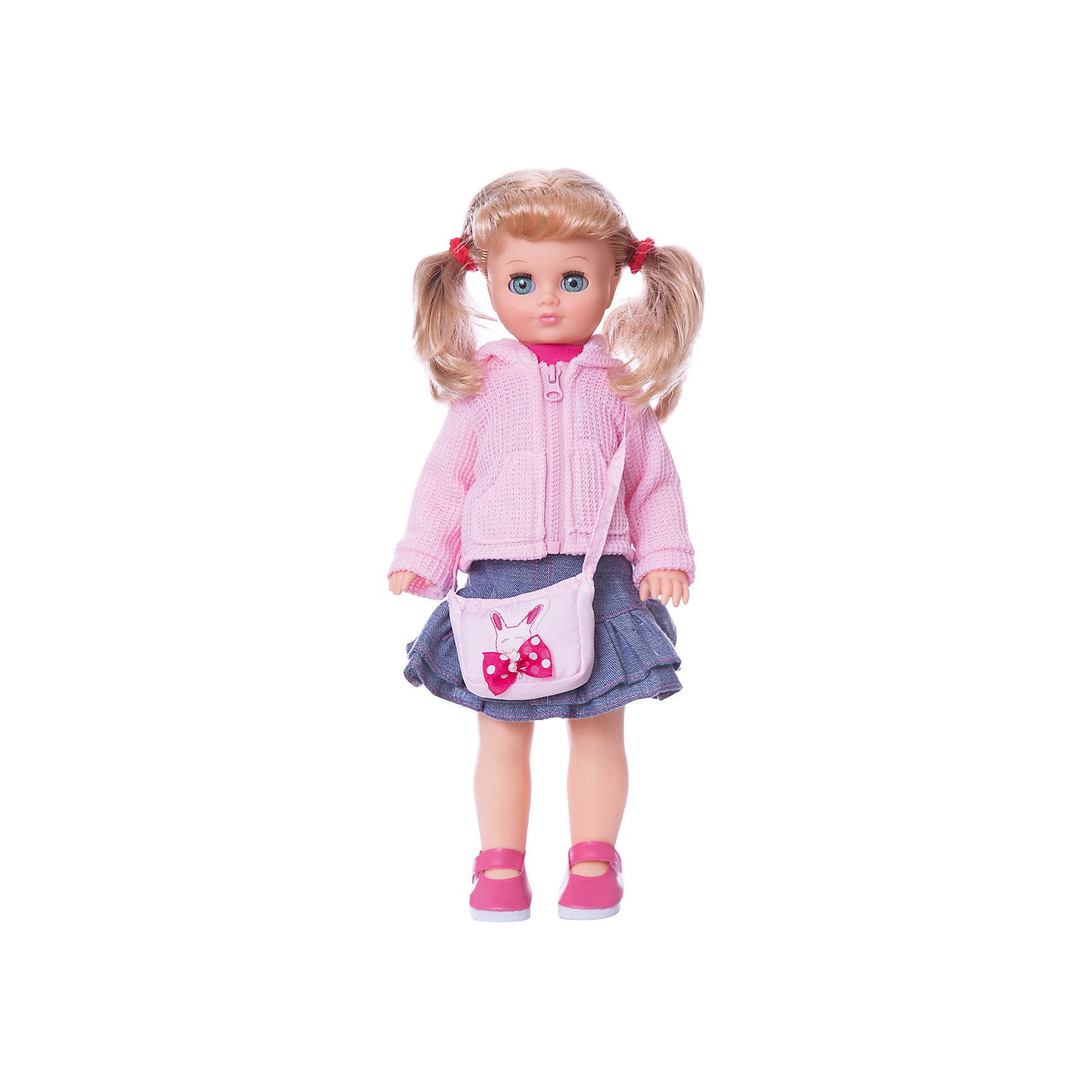 Весна Кукла Лиза 18, со звуком, Весна кукла весна инна в куртке со звуком 43 см