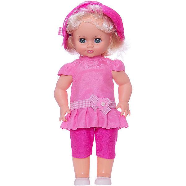 Кукла Инна 49, со звуком, ВеснаБренды кукол<br>Кукла для девочки - это не только игрушка, с которой можно весело провести время, кукла - это возможность отрабатывать навыки поведения в обществе, учиться заботе о других, делать прически и одеваться согласно моде и поводу.<br>Эта красивая классическая кукла не только эффектно выглядит, она дополнена звуковым модулем! Игрушка модно одета и снабжена аксессуарами. Такая кукла запросто может стать самой любимой игрушкой! Произведена из безопасных для ребенка и качественных материалов.<br><br>Дополнительная информация:<br><br>цвет: разноцветный;<br>материал: пластик, текстиль;<br>комплектация: кукла, одежда, аксессуары;<br>высота: 43 см.<br><br>Куклу Инна 49 со звуком от компании Весна можно купить в нашем магазине.<br><br>Ширина мм: 430<br>Глубина мм: 240<br>Высота мм: 430<br>Вес г: 810<br>Возраст от месяцев: 36<br>Возраст до месяцев: 120<br>Пол: Женский<br>Возраст: Детский<br>SKU: 4642047