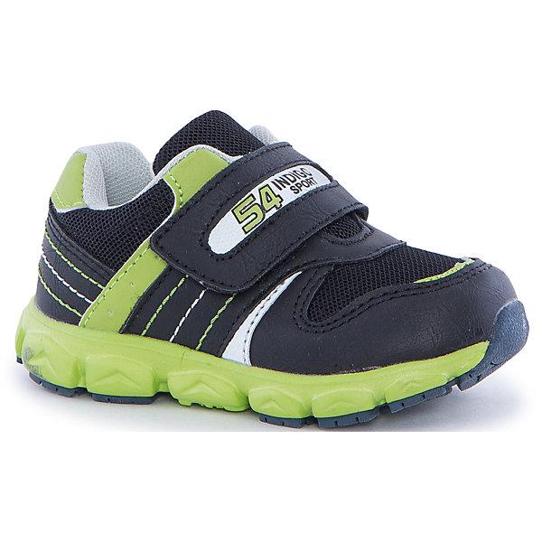 Кроссовки для мальчика Indigo kidsКроссовки<br>Ботинки для мальчика от известного бренда Indigo kids.<br><br>Состав: <br>Материал верха: Кожа искусственная/Текстиль<br>Материал подклада: Текстиль<br><br>Ширина мм: 262<br>Глубина мм: 176<br>Высота мм: 97<br>Вес г: 427<br>Цвет: зеленый<br>Возраст от месяцев: 12<br>Возраст до месяцев: 15<br>Пол: Мужской<br>Возраст: Детский<br>Размер: 21,25,26,23,22,24<br>SKU: 4643946