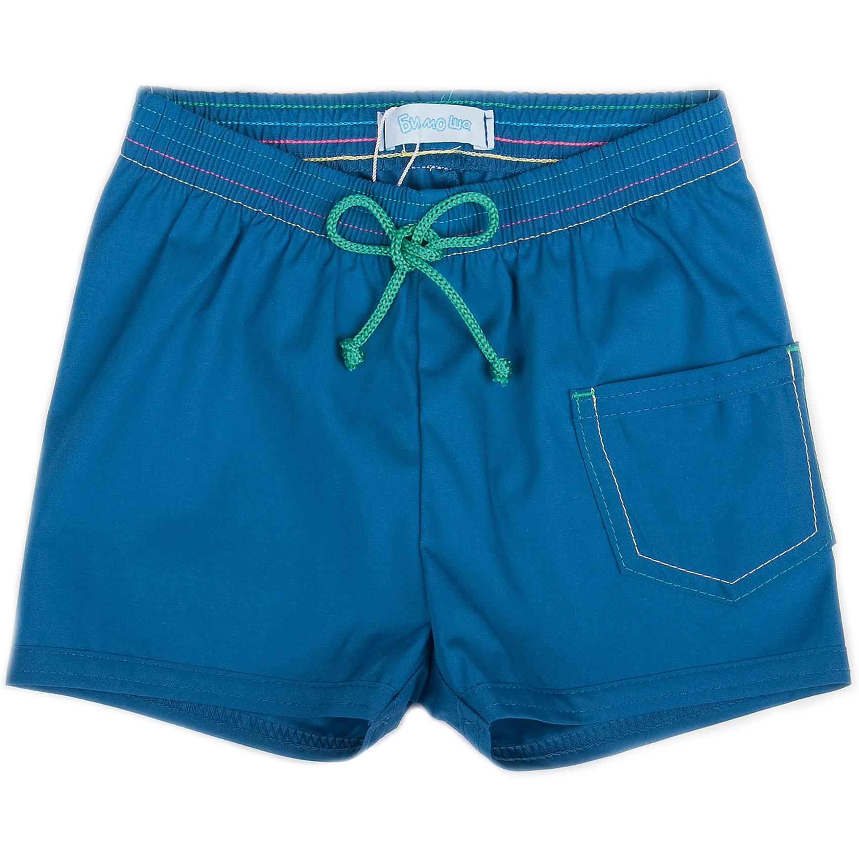Шорты для мальчика БимошаШорты, бриджи, капри<br>Однотонные шорты  для мальчика спереди дополнены карманом. Состав: Поплин 97% хлопок, 3% эластан<br><br>Ширина мм: 191<br>Глубина мм: 10<br>Высота мм: 175<br>Вес г: 273<br>Цвет: синий<br>Возраст от месяцев: 12<br>Возраст до месяцев: 15<br>Пол: Мужской<br>Возраст: Детский<br>Размер: 80,74,86<br>SKU: 4645458