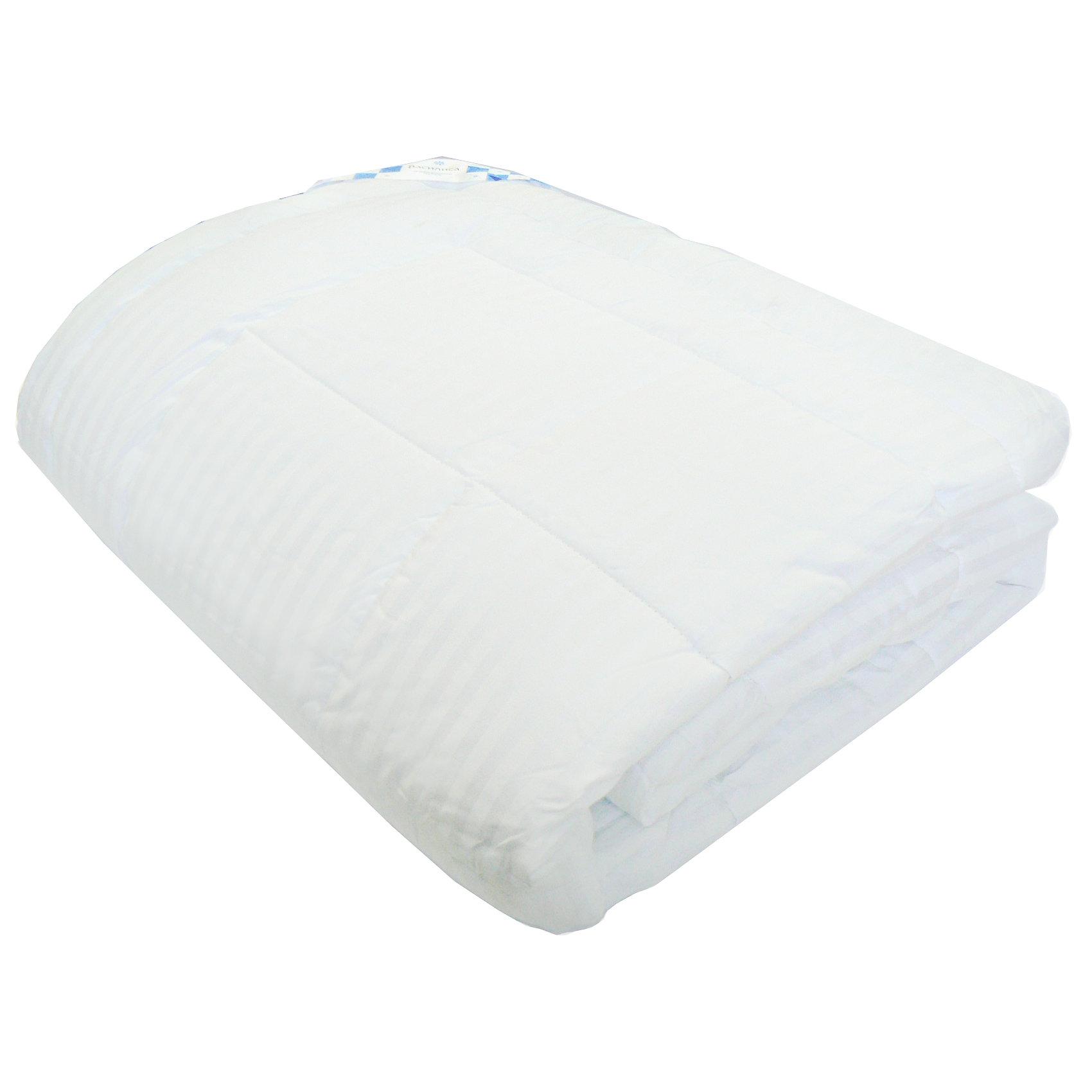 Одеяло Лебяжий пух 1,5-спальное, ВасилисаОдеяло Лебяжий пух 1,5-спальное, Василиса - это лучший выбор для здорового сна и отдыха.<br>Одеяла с наполнителем из искусственного лебяжьего пуха отличаются необыкновенной легкостью и мягкостью, что ставит их в один ряд с изделиями из натурального пуха. Они идеальны для сна. Искусственный лебяжий пух, обладая характерными для природного материала свойствами, в тоже время лишен его недостатков. Он устойчив к появлению пылевых клещей и грибков, не вызывает аллергические реакции, не впитывает посторонние запахи, не сбивается в комки. Чехол одеяла выполнен из сатина. Сатин – плотная хлопковая ткань, прочная, износоустойчивая и очень красивая. Мягкость и блеск ее часто сравнивают с шелком. С таким одеялом Ваш сон будет максимально комфортным.<br><br>Дополнительная информация:<br><br>- Размер: 140х205 см. (1,5 спальное)<br>- Материал верха: сатин<br>- Наполнитель: сверхтонкое полиэфирное силиконизированое микроволокно «лебяжий пух»<br>- Плотность: 350 г/м2<br><br>Одеяло Лебяжий пух 1,5-спальное, Василиса можно купить в нашем интернет-магазине.<br><br>Ширина мм: 620<br>Глубина мм: 110<br>Высота мм: 450<br>Вес г: 1400<br>Возраст от месяцев: 36<br>Возраст до месяцев: 192<br>Пол: Унисекс<br>Возраст: Детский<br>SKU: 4645564