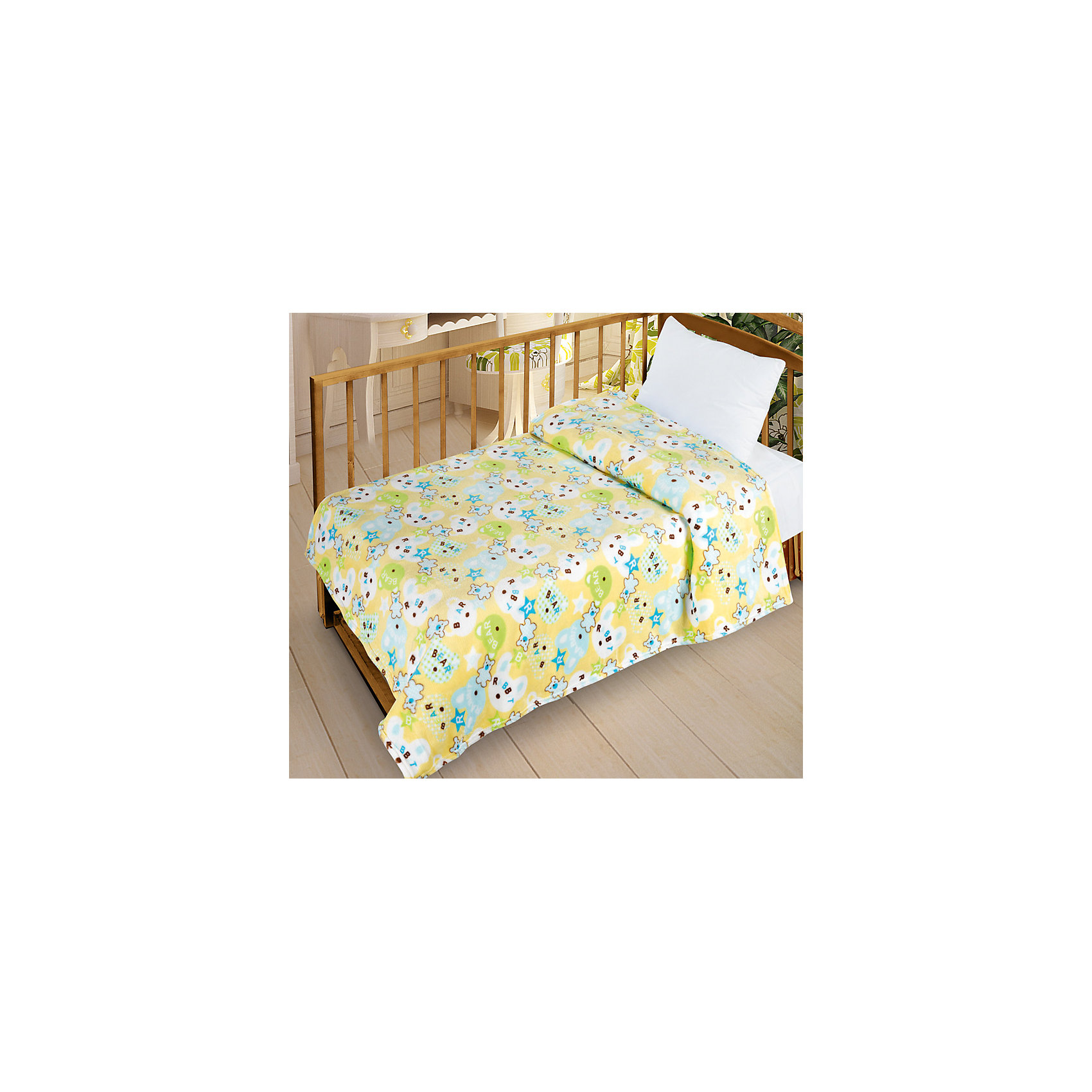 Плед  Велсофт-беби в кроватку VB09, 95х130Домашний текстиль<br>Нежнейший плед в детскую кроватку выполнен из современного материала Велсофт -  ткань напоминает на ощупь плюшевую игрушку. Материал гипоаллергенен, плед легкий и в то же время теплый. Приятна расцветка пледа создаст в детской комнате уют и приятную атмосферу. <br><br>Дополнительная информация:<br><br>Размер: 95*130 см<br><br>Плед  Велсофт-беби в кроватку VB09, 95х130 можно купить в нашем магазине.<br><br>Ширина мм: 400<br>Глубина мм: 100<br>Высота мм: 500<br>Вес г: 800<br>Возраст от месяцев: 0<br>Возраст до месяцев: 36<br>Пол: Унисекс<br>Возраст: Детский<br>SKU: 4647771