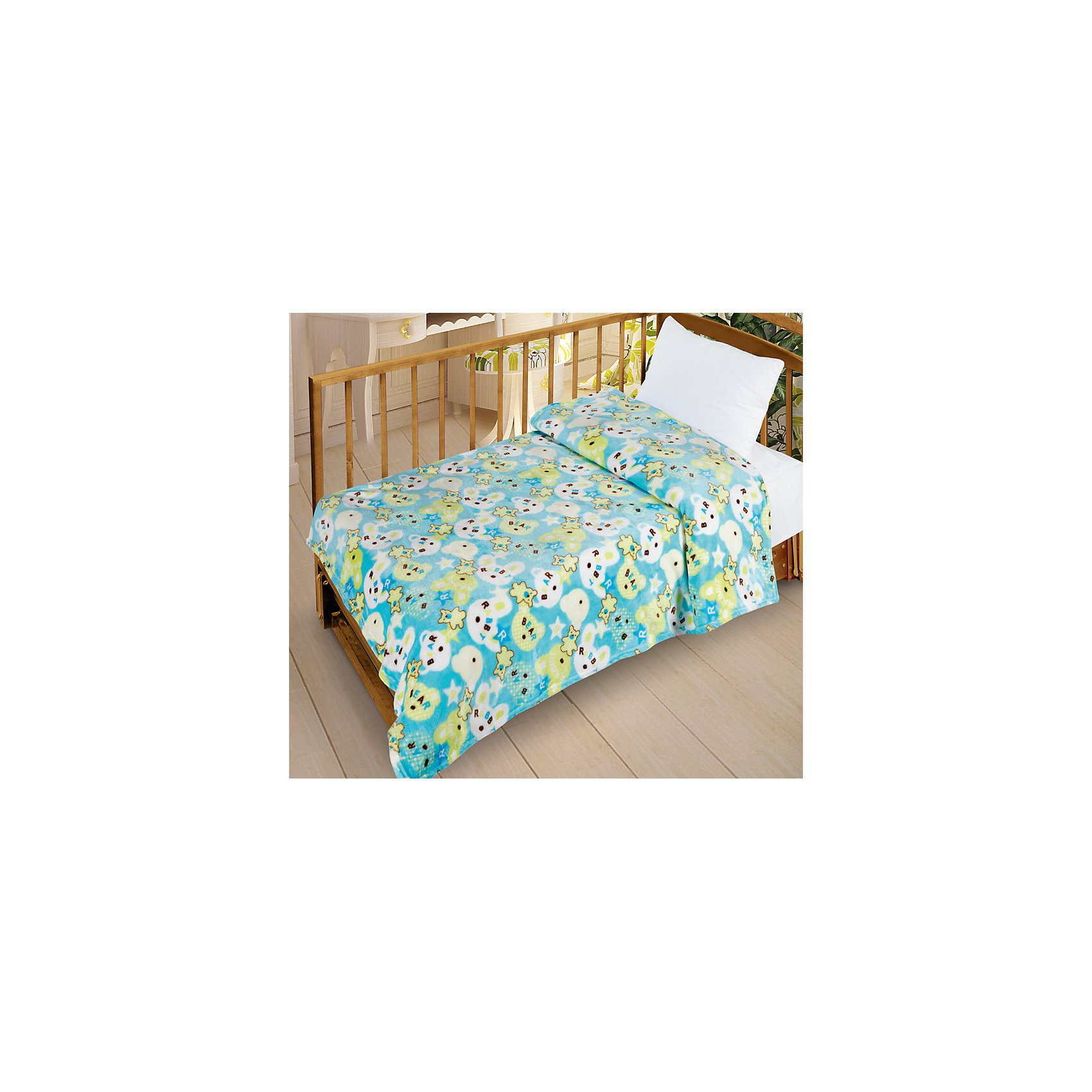 Плед  Велсофт-беби в кроватку VB10, 95х130Нежнейший плед в детскую кроватку выполнен из современного материала Велсофт -  ткань напоминает на ощупь плюшевую игрушку. Материал гипоаллергенен, плед легкий и в то же время теплый. Приятна расцветка пледа создаст в детской комнате уют и приятную атмосферу. <br><br>Дополнительная информация:<br><br>Размер: 95*130 см<br><br>Плед  Велсофт-беби в кроватку VB10, 95х130 можно купить в нашем магазине.<br><br>Ширина мм: 400<br>Глубина мм: 100<br>Высота мм: 500<br>Вес г: 800<br>Возраст от месяцев: 0<br>Возраст до месяцев: 36<br>Пол: Унисекс<br>Возраст: Детский<br>SKU: 4647772
