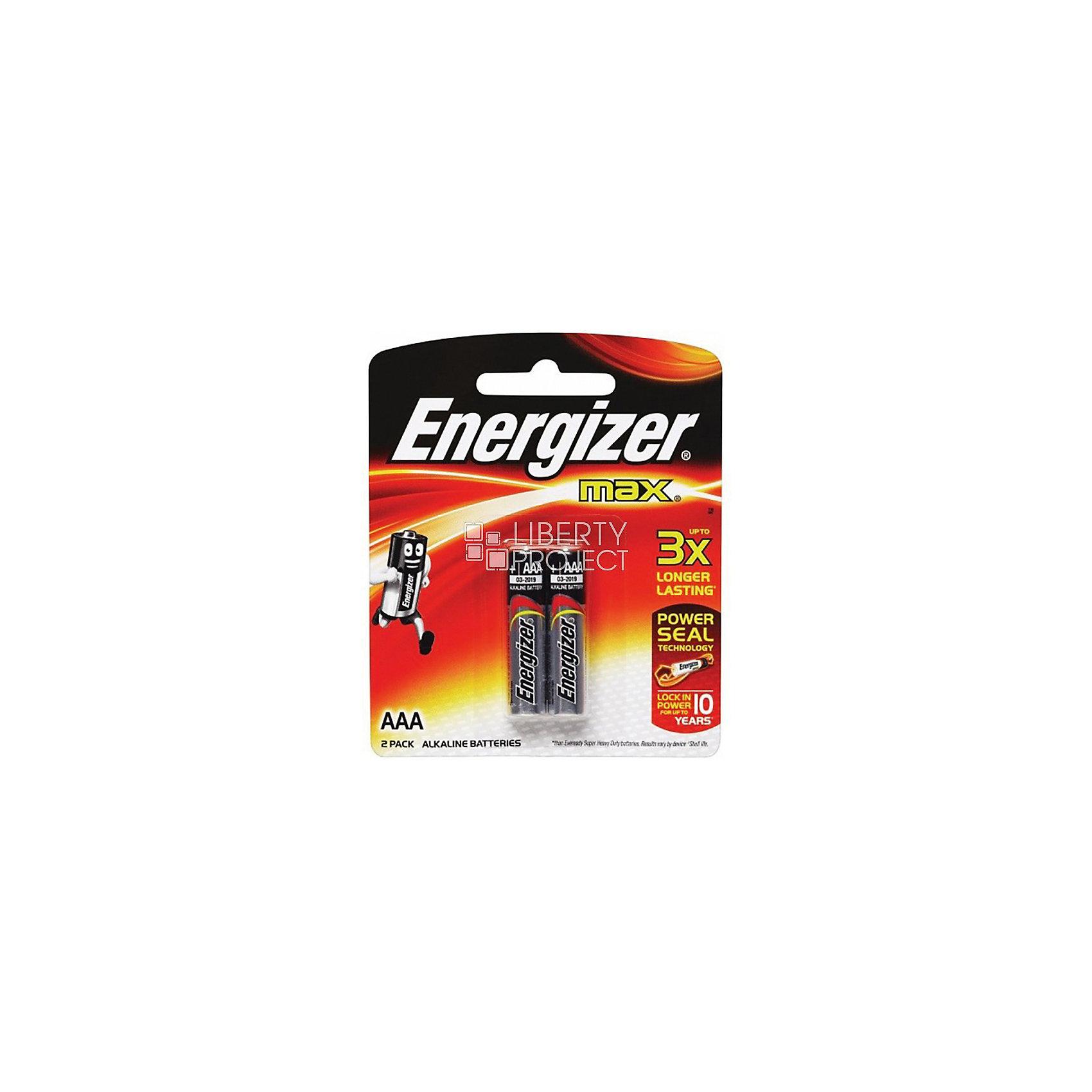 ��������� Energizer MAX LR03/E92 AAA 2 ��
