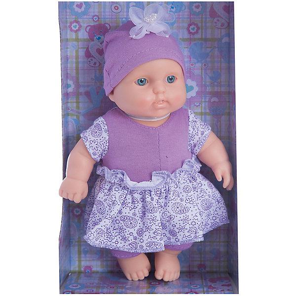 Кукла Карапуз 4, девочка, ВеснаКуклы<br>Кукла Карапуз 4 от марки Весна<br><br>Симпатичная и качественная кукла от отечественного производителя способна не просто помочь ребенку весело проводить время, но и научить девочку заботиться о других. На игрушке - симпатичный костюм и шапочка, всё можно снимать и надевать.<br>Такая кукла помогает ребенку нарабатывать социальные навыки и весело познавать мир. Сделана игрушка из качественных, приятных на ощупь и безопасных для ребенка материалов.<br><br>Отличительные особенности куклы:<br><br>- материал: пластмасса;<br>- волосы: рельефная имитация;<br>- можно купать;<br>- снимающаяся одежда;<br>- высота: 20 см.<br><br>Комплектация одежды:<br><br>- комбинезон с юбкой;<br>- шапочка.<br><br>Куклу Карапуз 4 от марки Весна можно купить в нашем магазине.<br>Ширина мм: 240; Глубина мм: 130; Высота мм: 75; Вес г: 190; Возраст от месяцев: 36; Возраст до месяцев: 120; Пол: Женский; Возраст: Детский; SKU: 4650463;