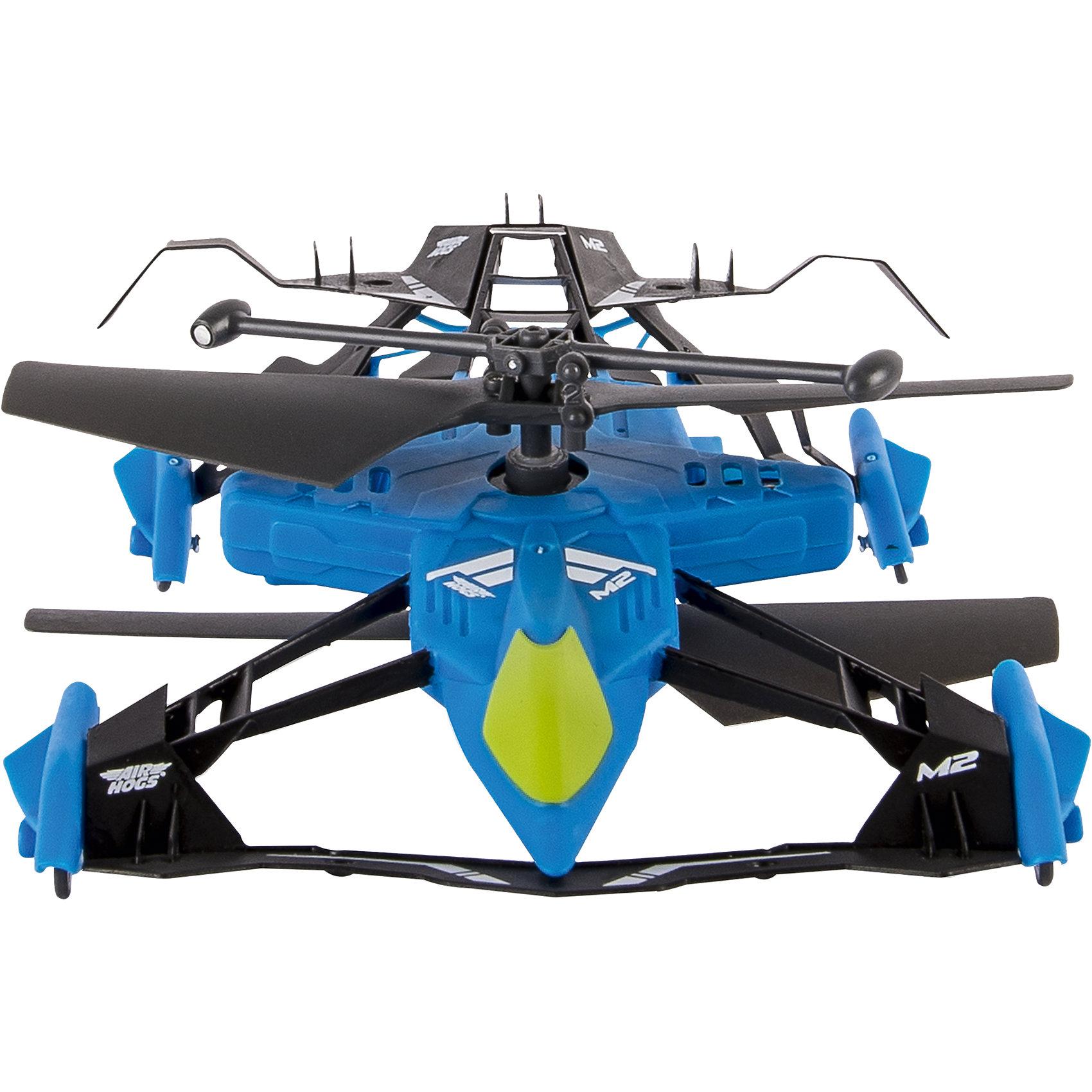 Spin Master Игрушка AIR HOGS Вертолёт-лезвие (ездит и летает)