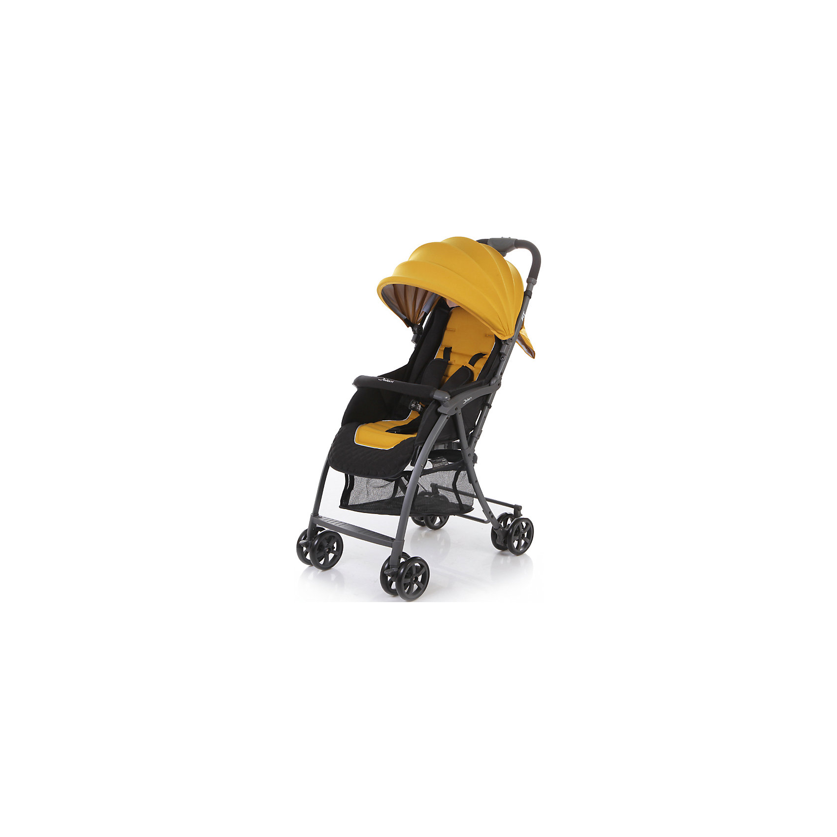 Прогулочная коляска  Fit, Jetem, тёмно-желтый