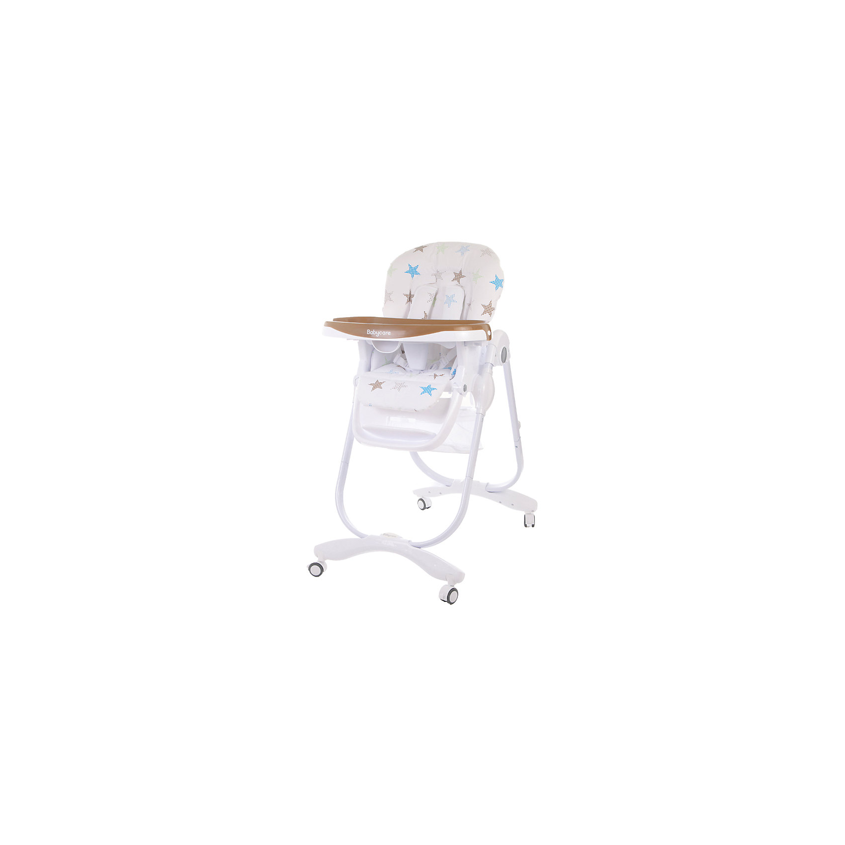 Стульчик для кормления Trona, Baby Care, коричневыйСтульчик для кормления Baby Care Trona<br><br>Дополнительная информация:<br><br>7 уровней высоты кресла<br>3 положения наклона спинки<br>Регулируемая подножка<br>5-ти точечные ремни безопасности и ограничитель<br>3 положения глубины столешницы<br>Съемная дополнительная прозрачная столешница<br>Сетка для игрушек<br>Стульчик легко складывается и устойчив в сложенном виде.                                                                          <br>Вес стульчика: 9.6 кг<br>Размер стульчика в собранном состоянии: 60х58х110 см<br>Размер стульчика в сложенном состоянии: 58х32х100 см<br>Ширина сиденья: 33 см<br><br>Стульчик для кормления Trona, Baby Care, коричневый можно купить в нашем магазине.<br><br>Ширина мм: 600<br>Глубина мм: 550<br>Высота мм: 320<br>Вес г: 10800<br>Цвет: коричневый<br>Возраст от месяцев: 6<br>Возраст до месяцев: 60<br>Пол: Унисекс<br>Возраст: Детский<br>SKU: 4651201