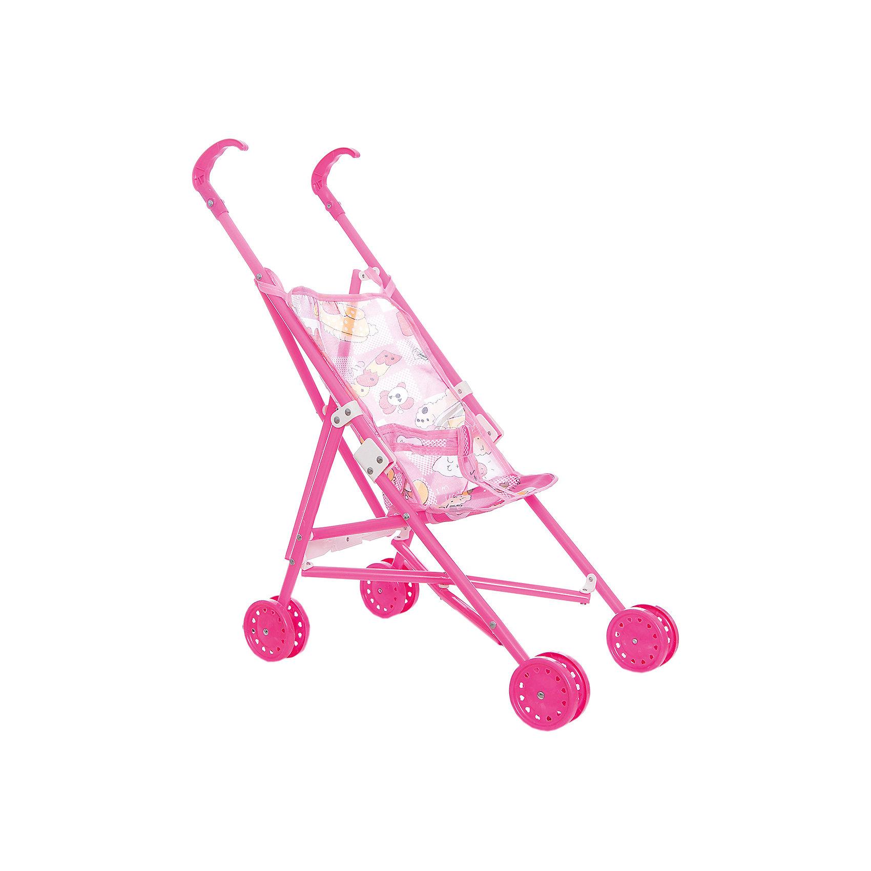 - Летняя коляска-трость для кукол, пластмассовая коляска трость