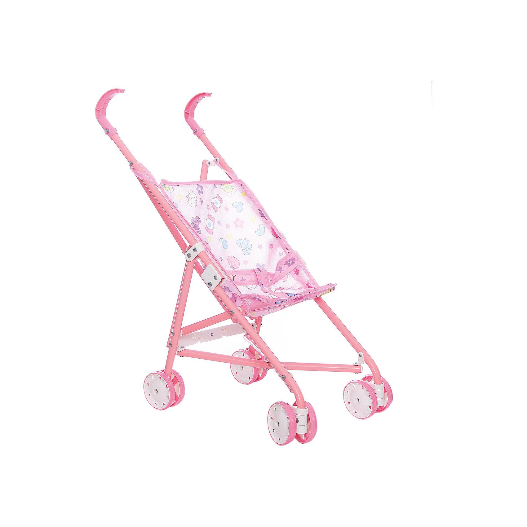 - Коляска-трость для кукол, в пакете коляска трость