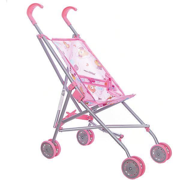 Коляска-трость для кукол Летняя, с ремнем безопасности, MeloboТранспорт и коляски для кукол<br>Девочки очень любят гулять со своими игрушками, особенно с куклами, с которыми играют в дочки-матери. Крепкая металлическая коляска для куколки станет отличным транспортом для прогулки. Она оснащена ремнем безопасности, который спасет куколку от выпадания. А еще она легко складывается, поэтому если везти ее надоест, ее можно просто нести в руках.<br><br>Дополнительная информация:<br><br>Материал: металл, пластик, текстиль.<br>Размер упаковки: 64 х 11 см.<br>Размер игрушки: 56 х 24 х 45 см.<br>Ширина мм: 200; Глубина мм: 670; Высота мм: 150; Вес г: 640; Возраст от месяцев: 48; Возраст до месяцев: 120; Пол: Женский; Возраст: Детский; SKU: 4651486;