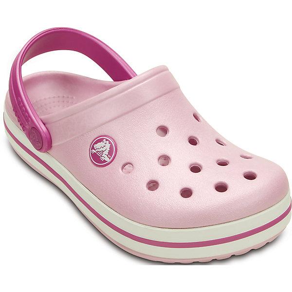 Сабо Kids' Crocband™ для девочки Crocs